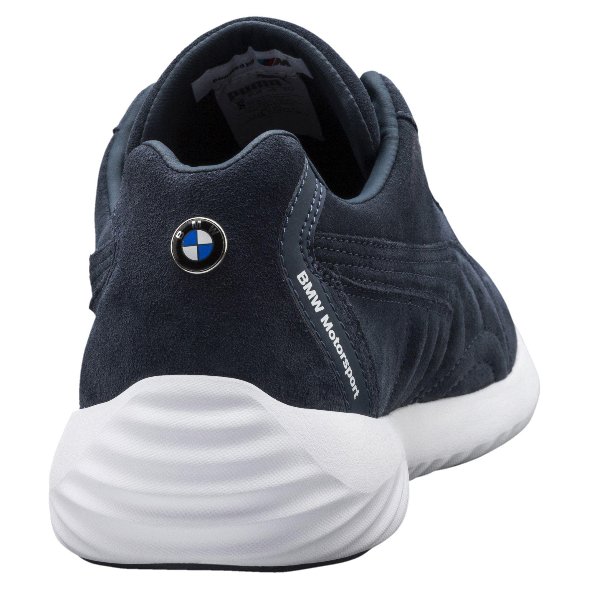PUMA Men's BMW MS Speed Cat Evo Sneaker