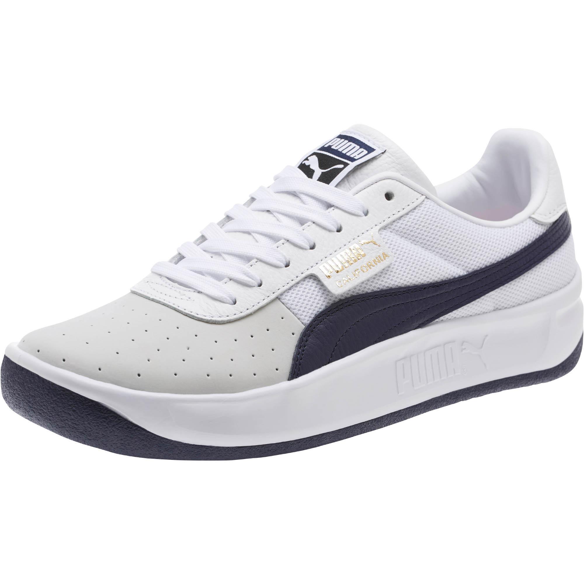 puma california casual sneakers