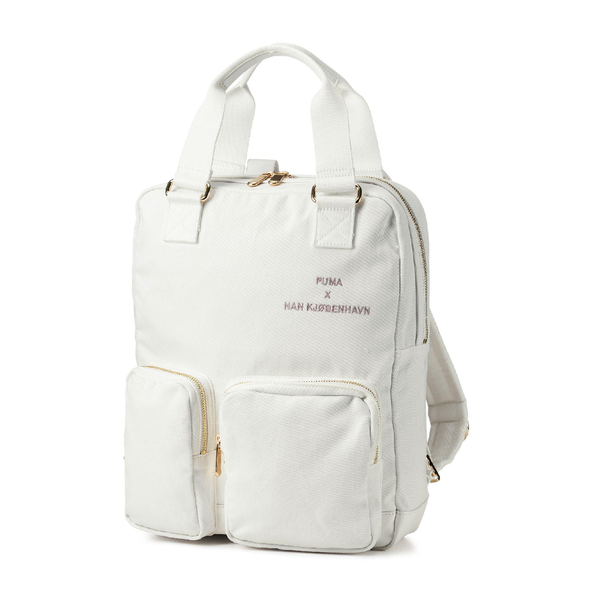 lyst puma x han kj248benhavn backpack in white for men