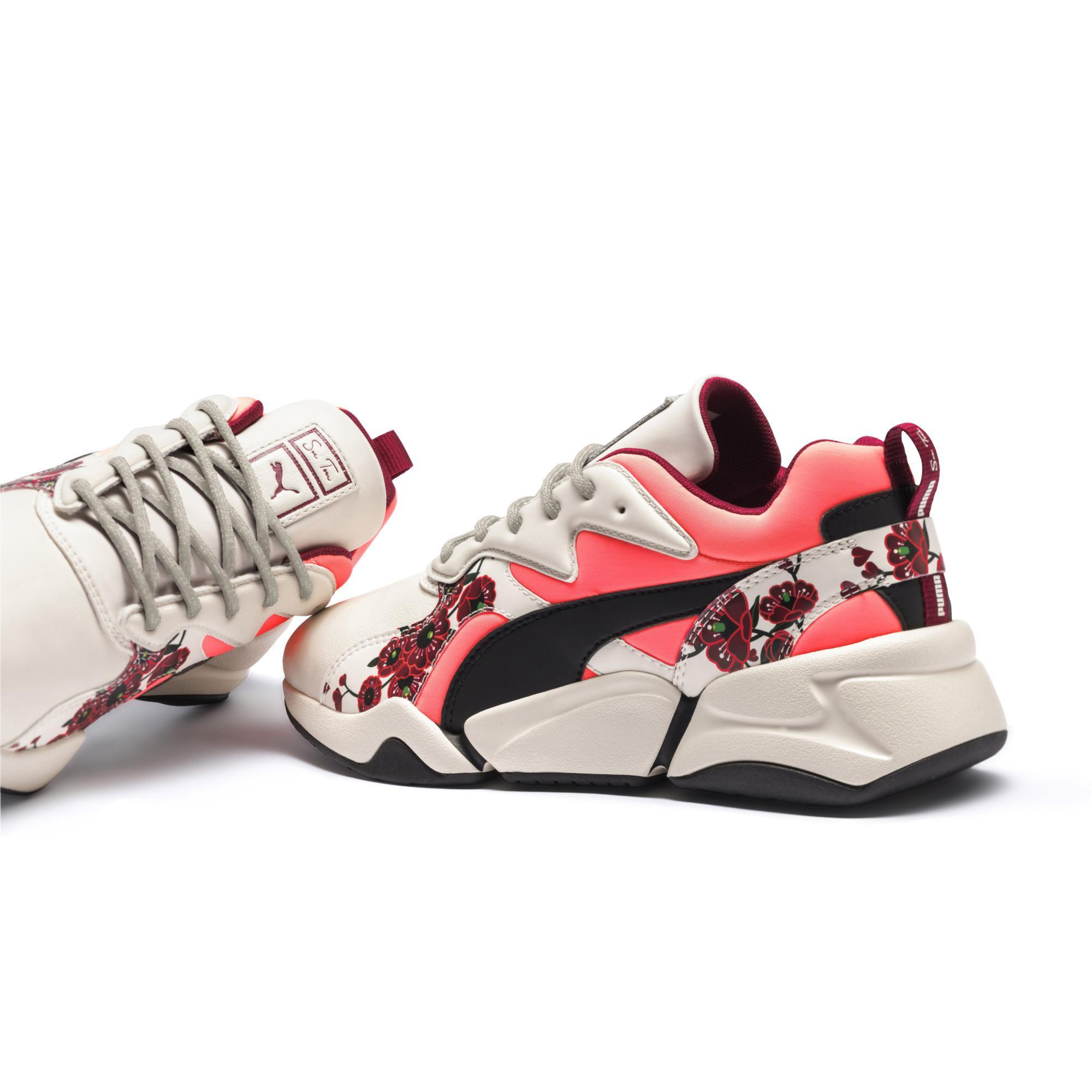 dfdd2e3b447 PUMA X Sue Tsai Nova Cherry Bombs Women's Sneakers - Lyst