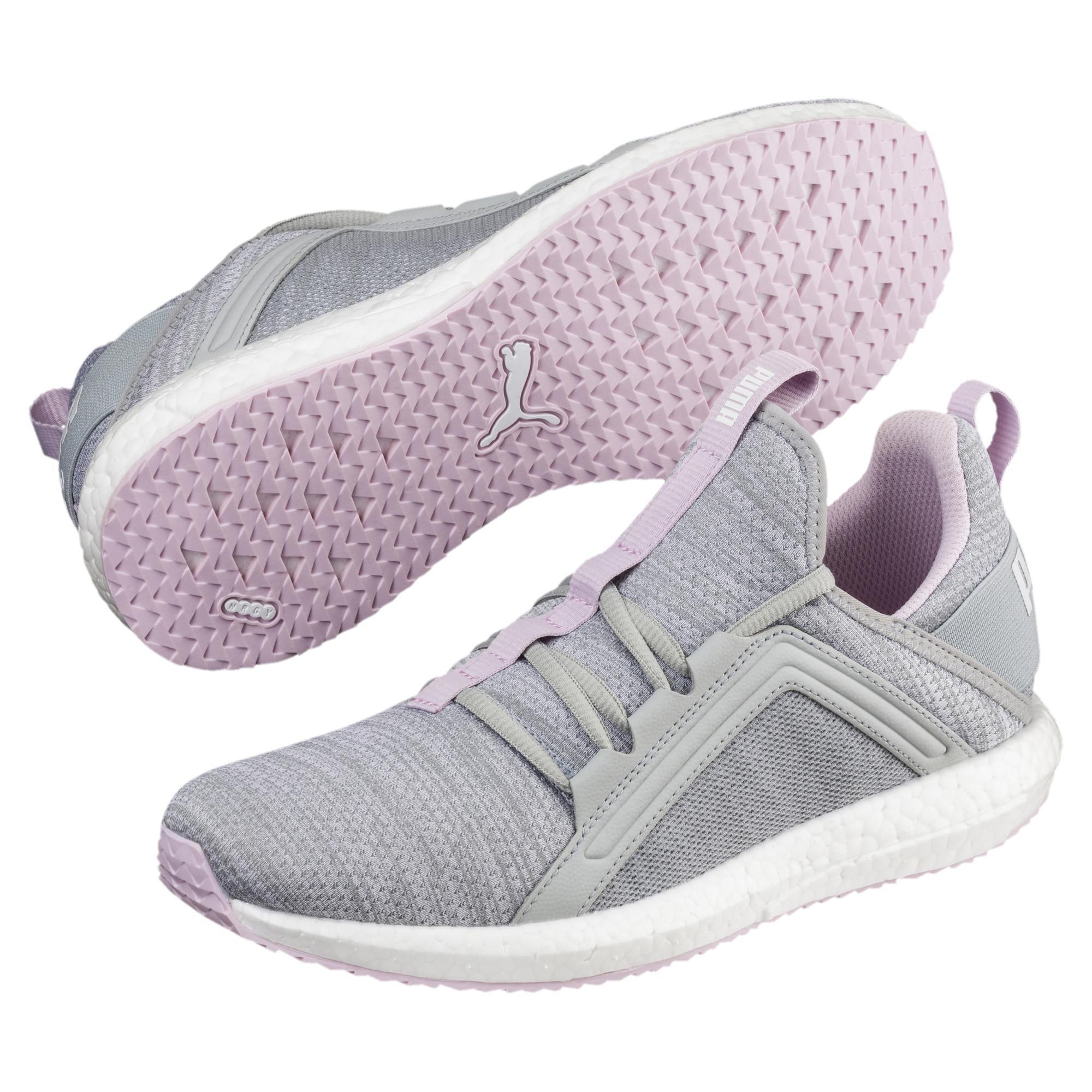 PUMA - Multicolor Mega Nrgy Heather Knit Women s Running Shoes - Lyst. View  fullscreen db0fa1da7eec7