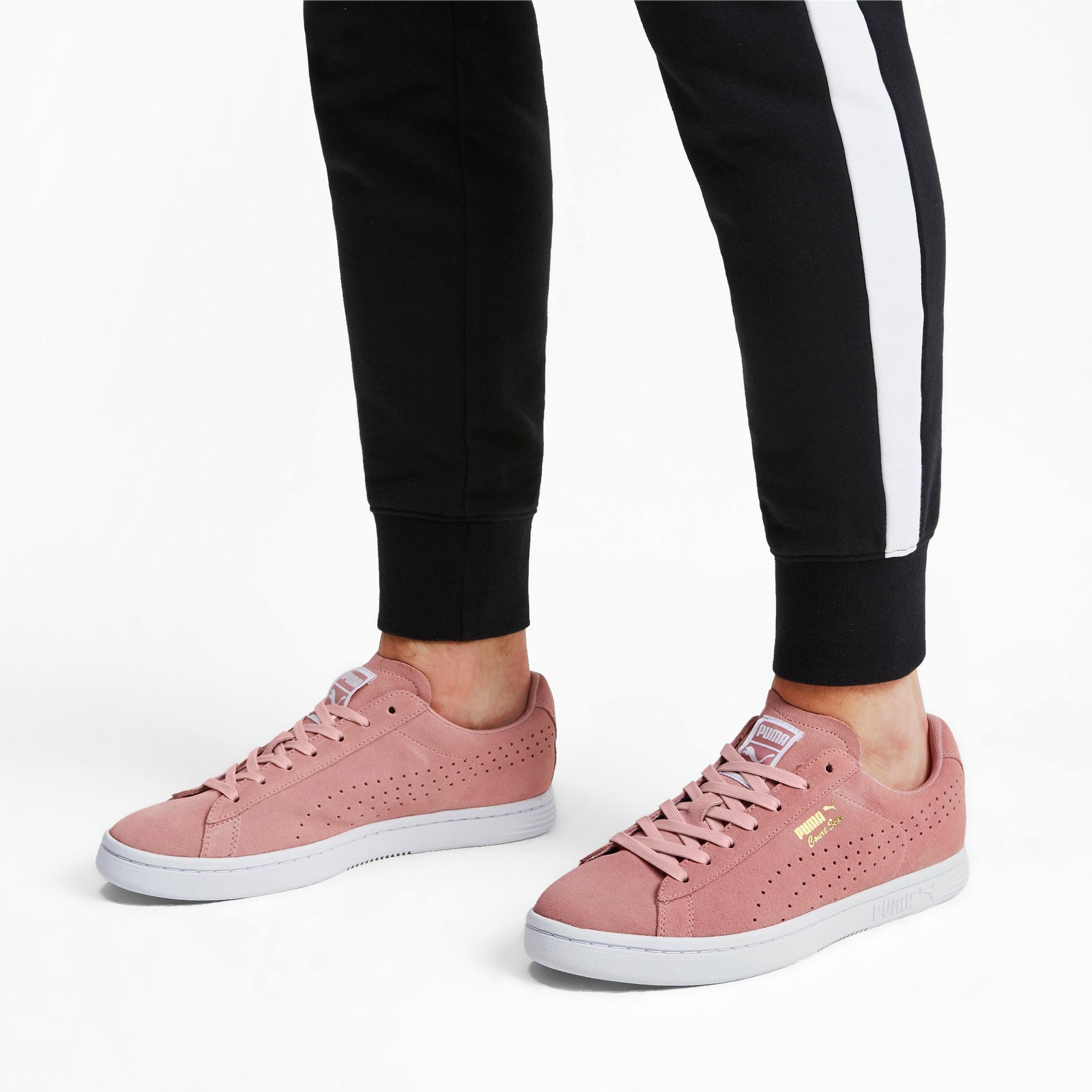 PUMA Court Star Suede Sneakers for Men
