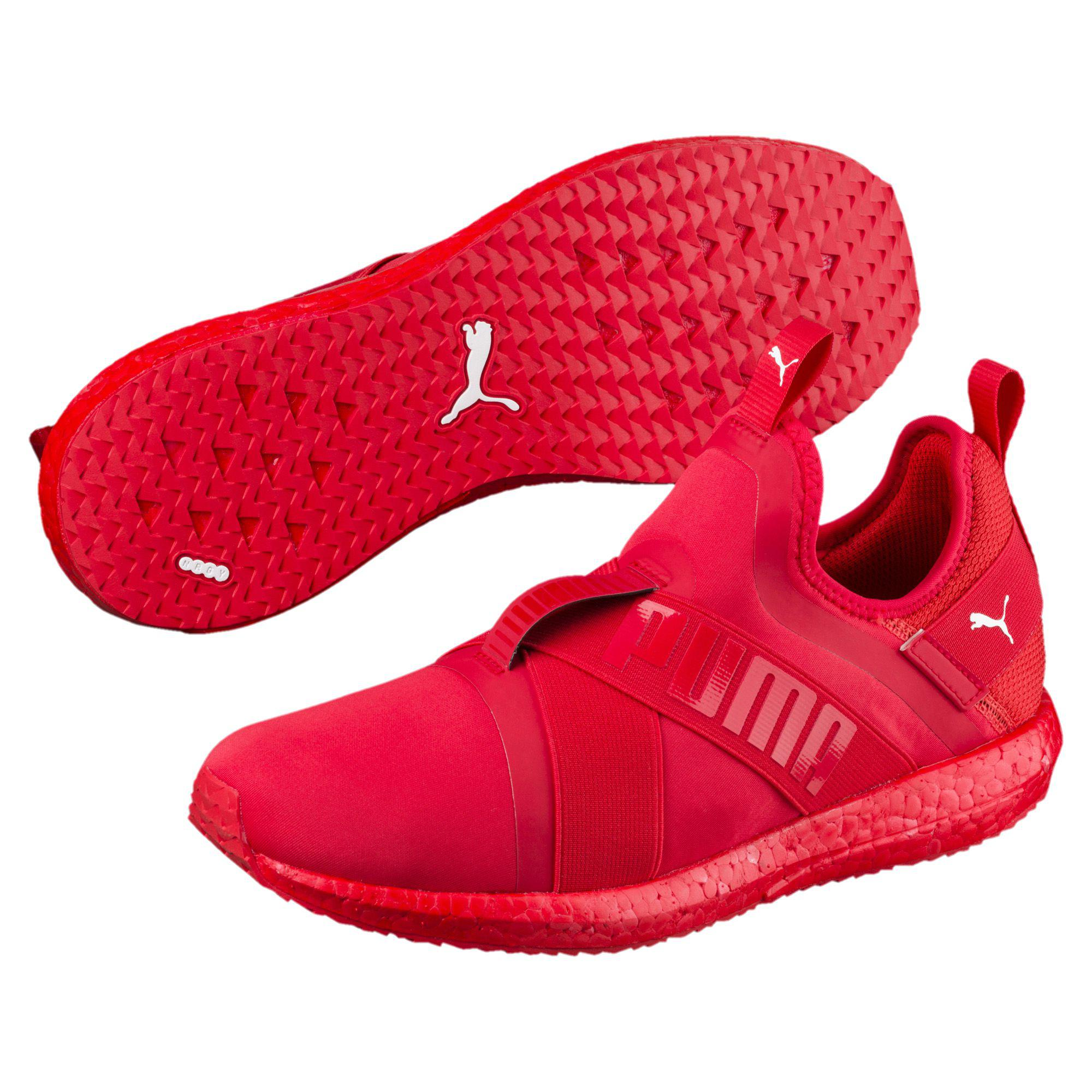 Official Puma Store: PUMA Mega NRGY Heather Knit Men's Running Shoes Men Shoe Running  