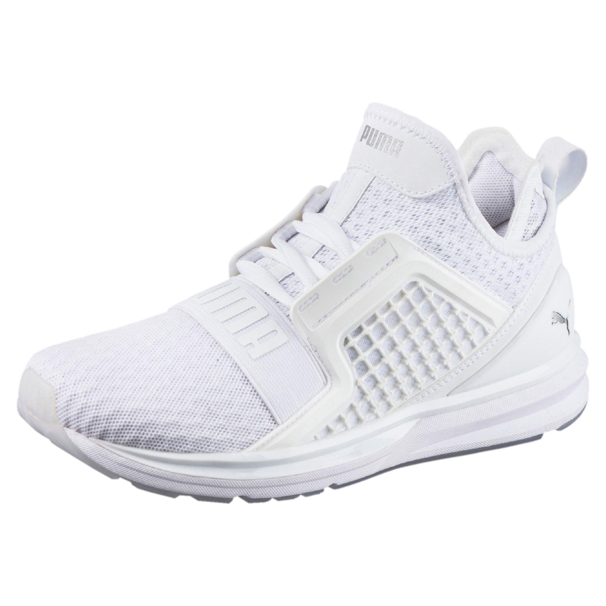 newest 54af2 1d4f9 PUMA White Ignite Limitless Women's Training Shoes