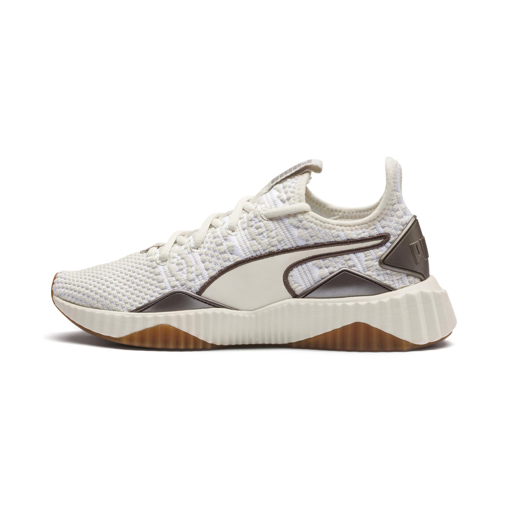 af5dd00dae7471 Lyst - PUMA Defy Luxe Women s Sneakers