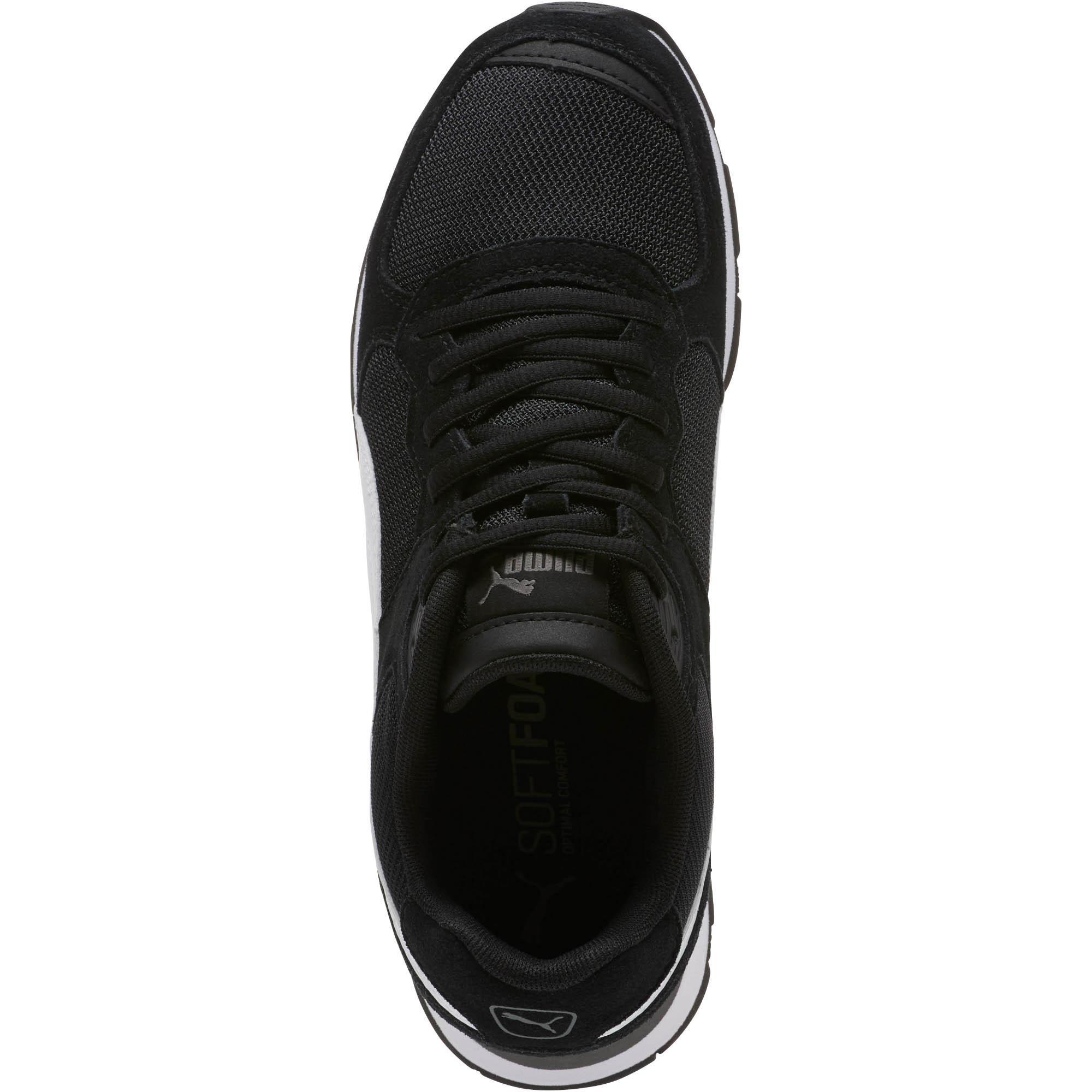 bf2e54835ffd2 PUMA Vista Women s Sneakers in Black - Lyst