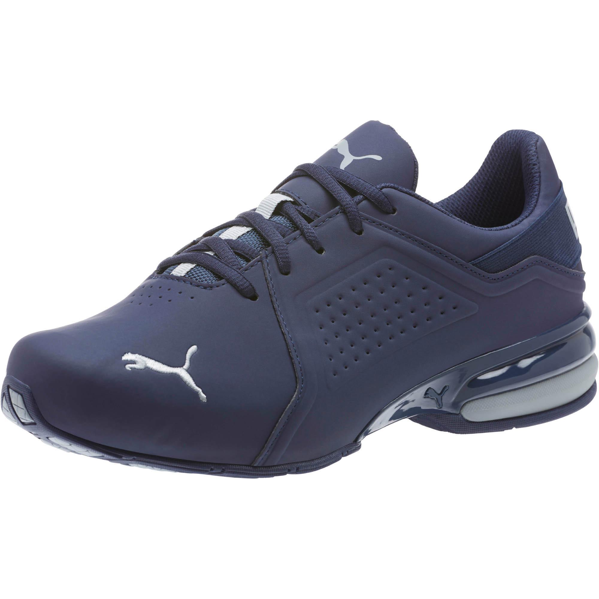 PUMA Viz Runner Men's Running Shoes in Blue for Men - Lyst