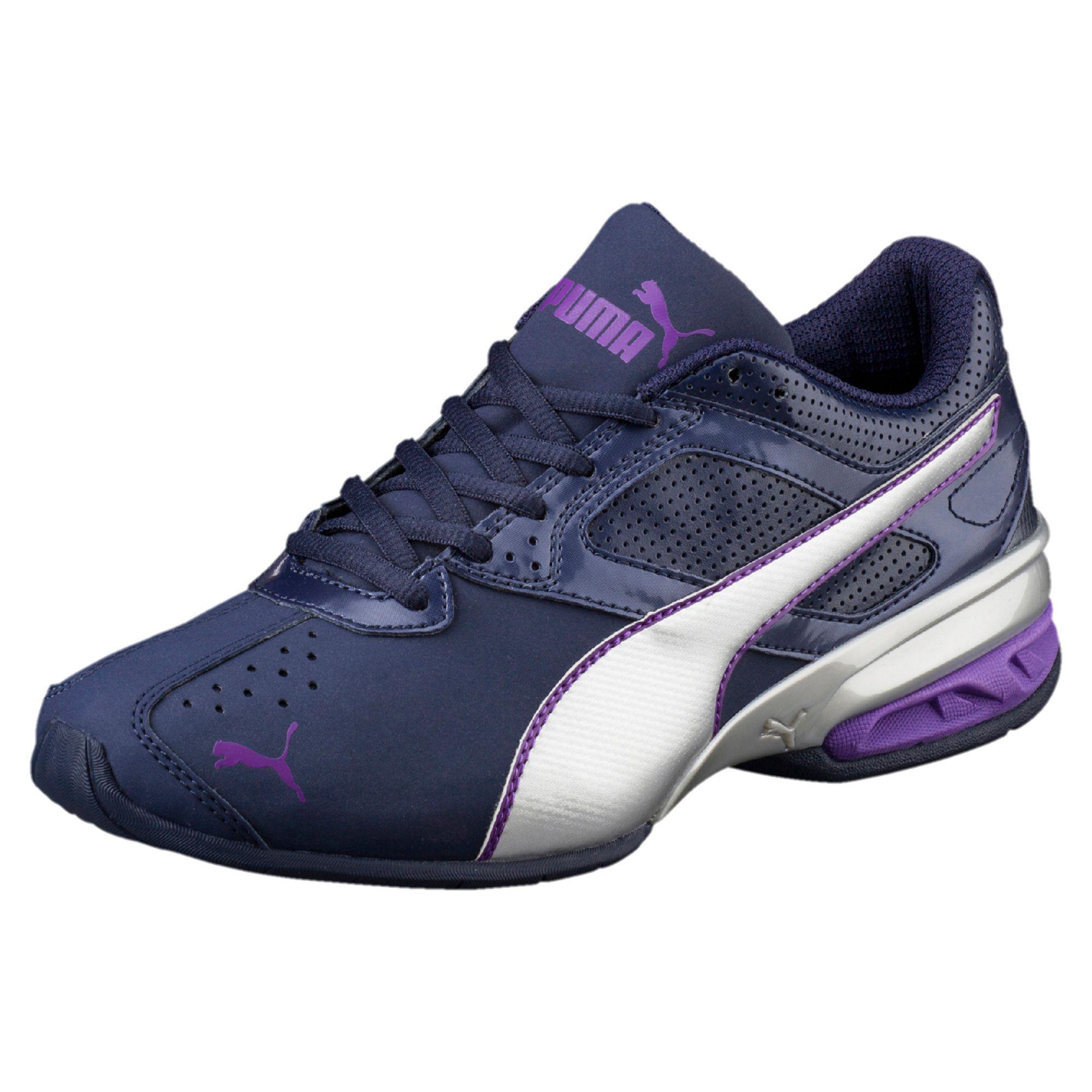 47e25258bf1 Lyst - Puma Tazon 6 Fm Women s Running Shoes in Blue