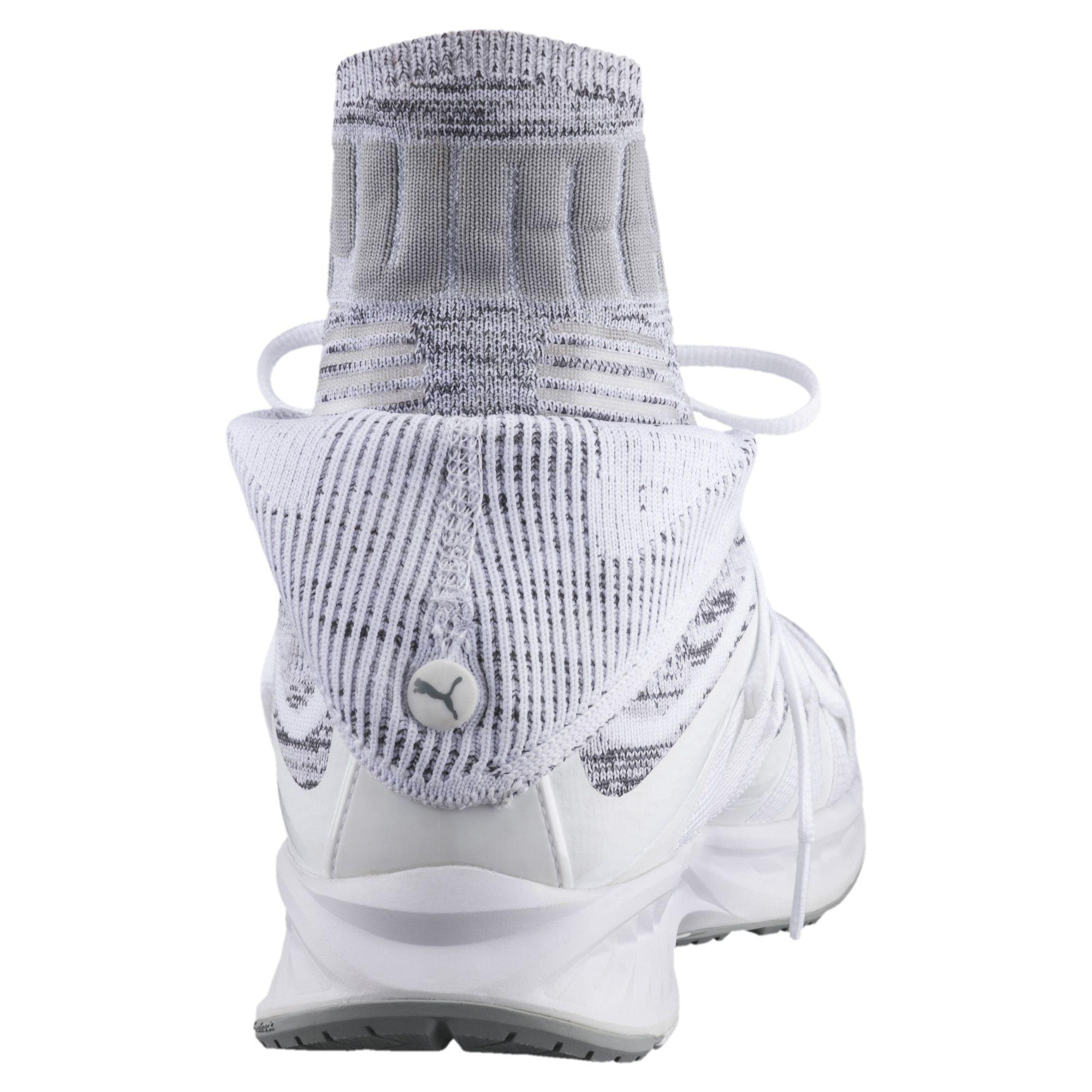 purchase cheap cf21c 5c357 White Ignite Evoknit Fold Men's Training Shoes