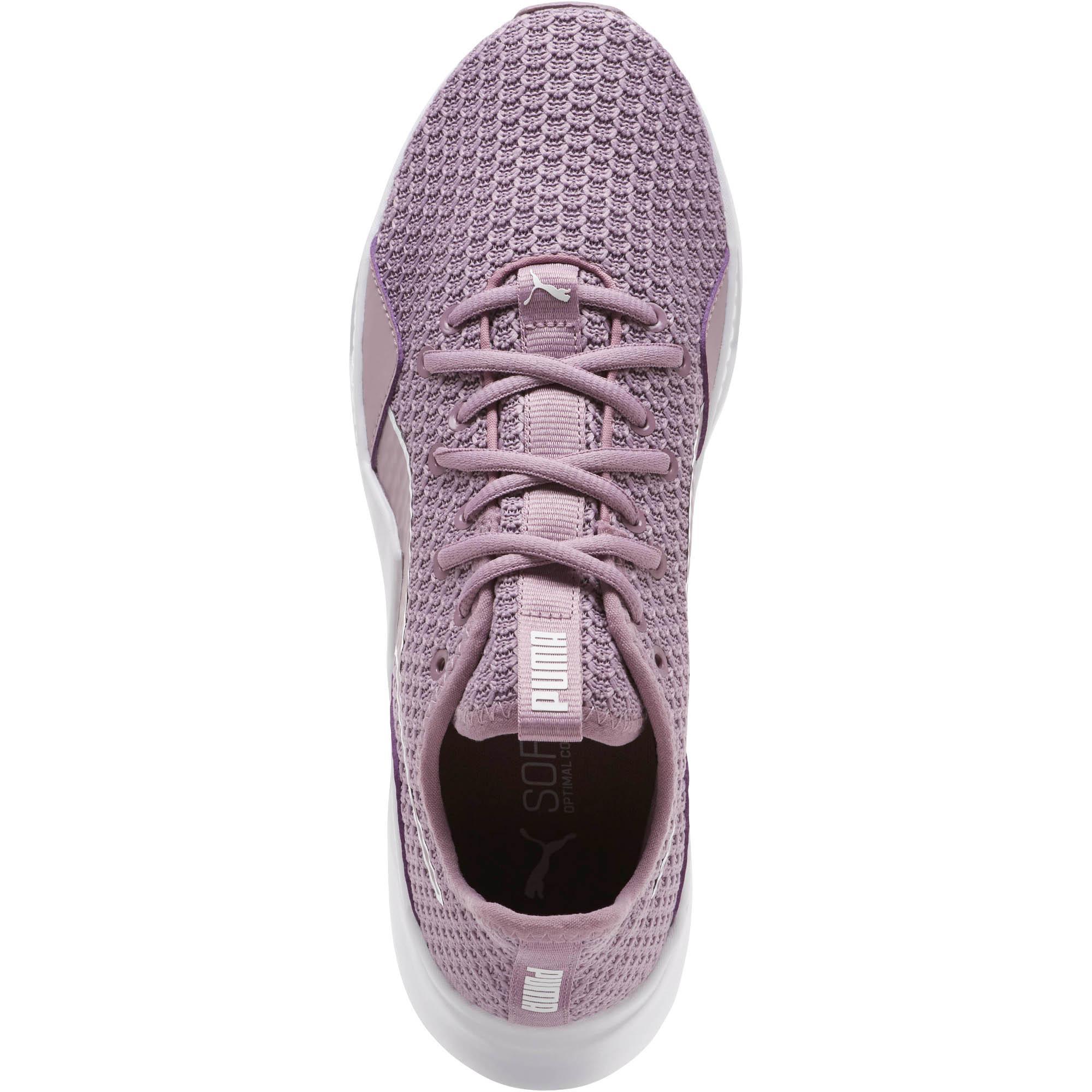 Puma Incite FS Wn's Fitness Shoes Damen elderberry puma white