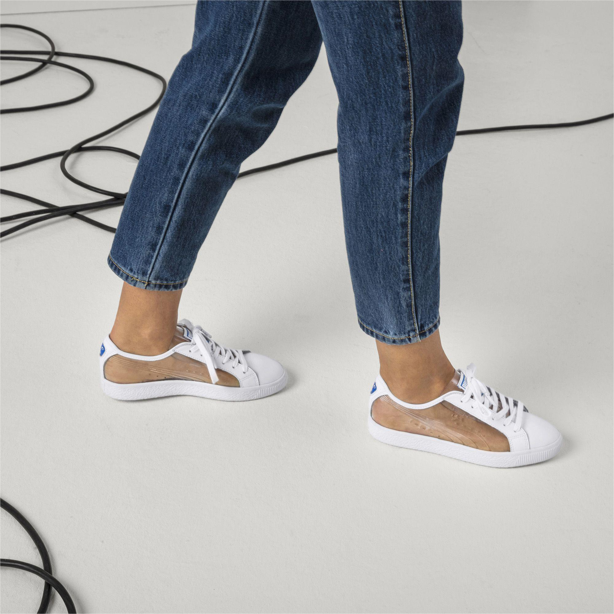 X Shantell Martin Clyde Clear Sneakers