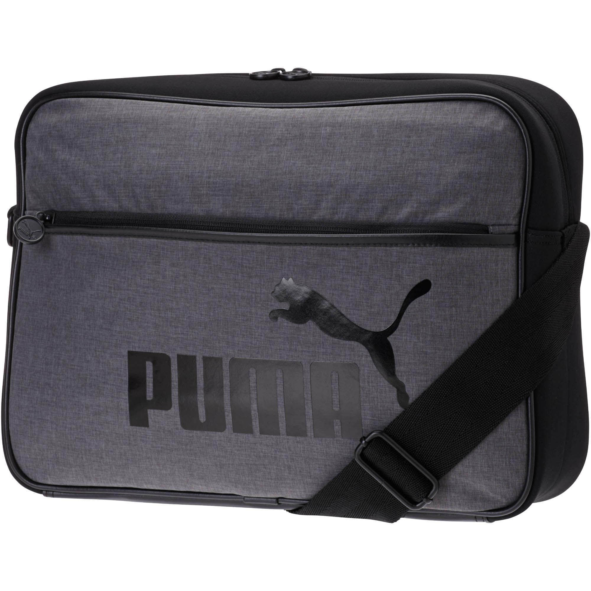 a42b455e6568 Lyst puma heritage shoulder bag in black for men jpg 2000x2000 Puma  heritage bag