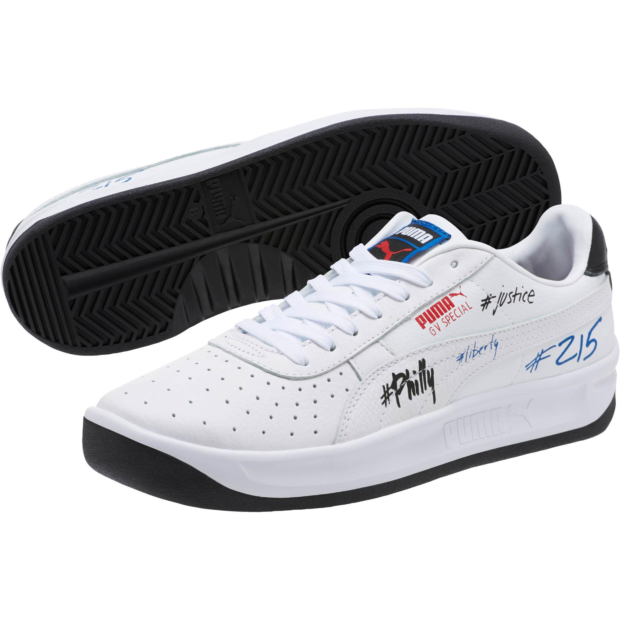 Lyst - PUMA Gv Special Philly Sneakers in White for Men - Save 29% 835be6393