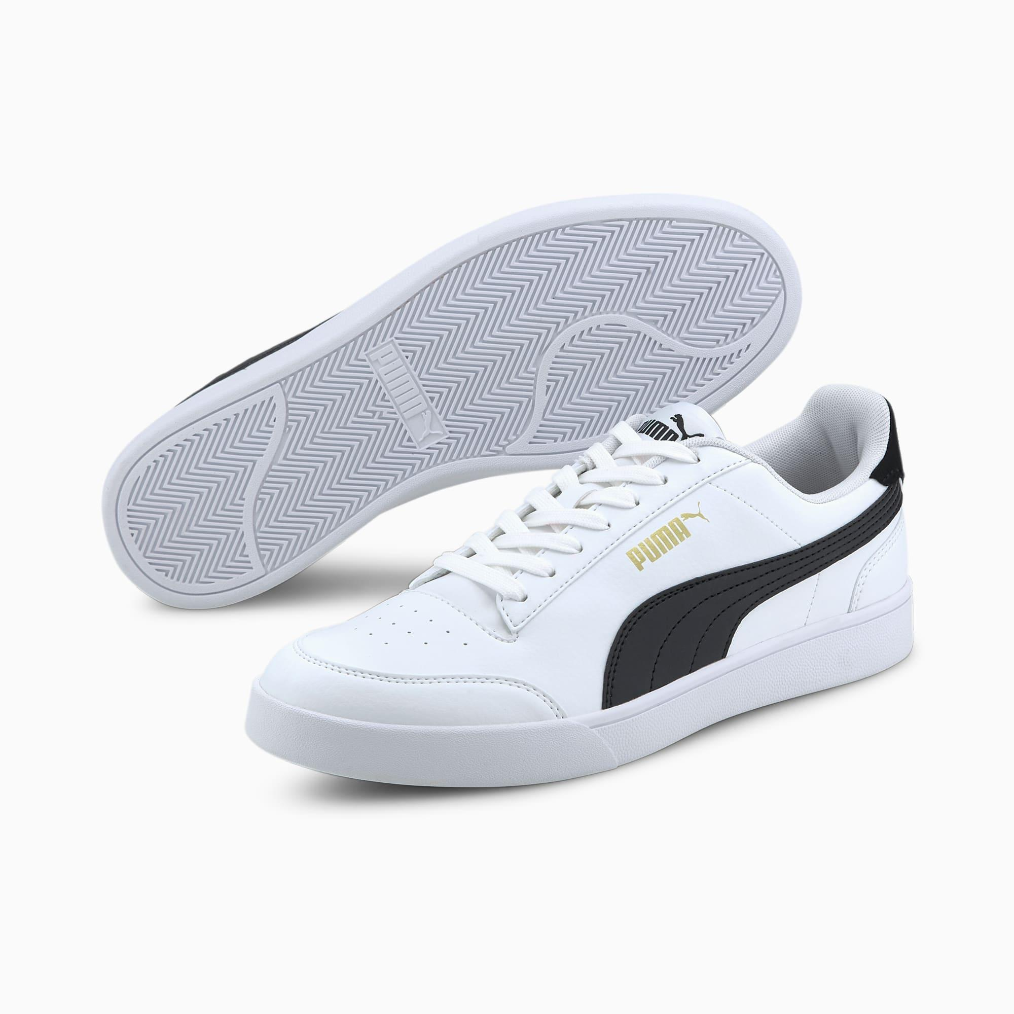 PUMA Lace Shuffle Sneakers in White for Men - Lyst