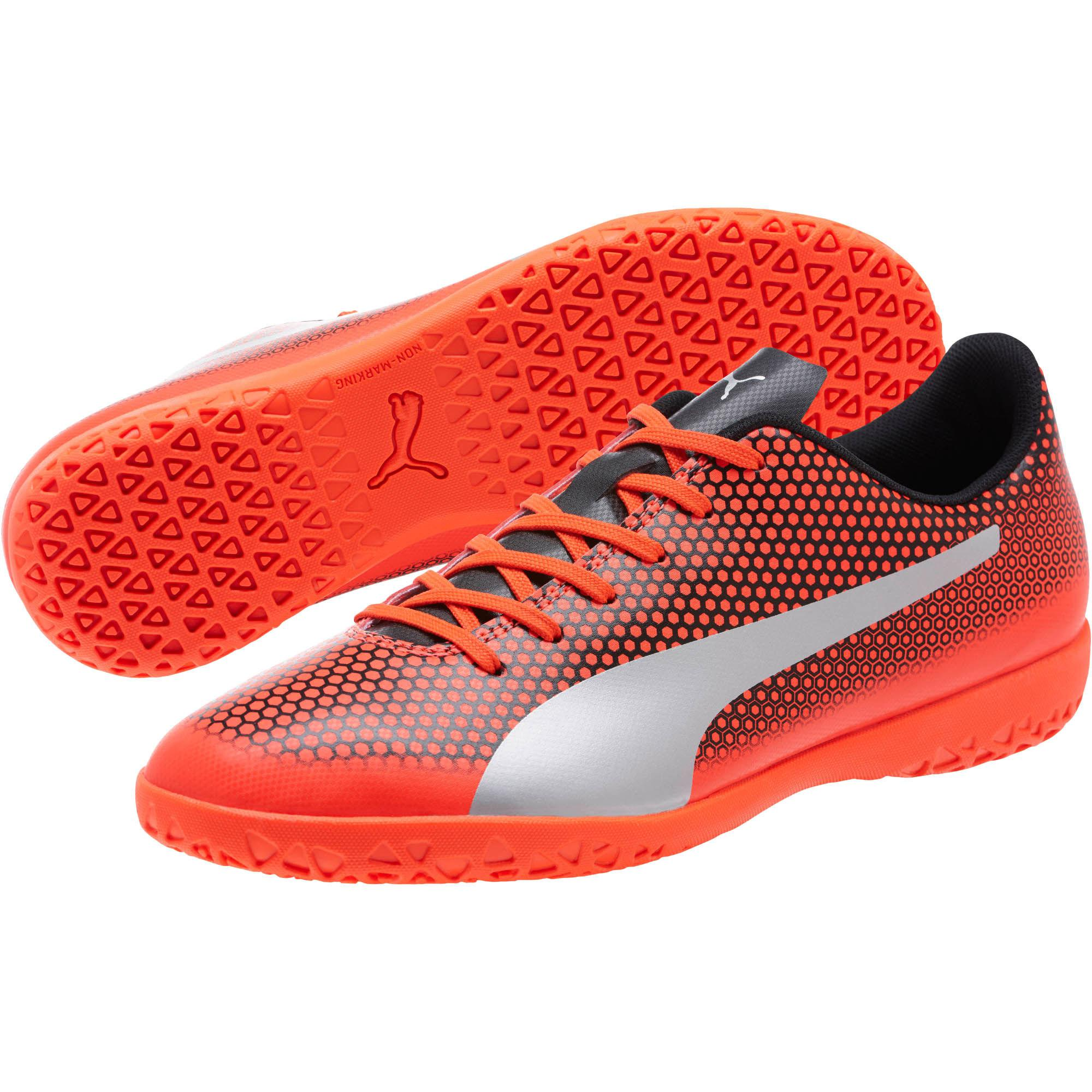 fcc665519b82 Lyst - PUMA Spirit It Indoor Soccer Shoes in Red for Men