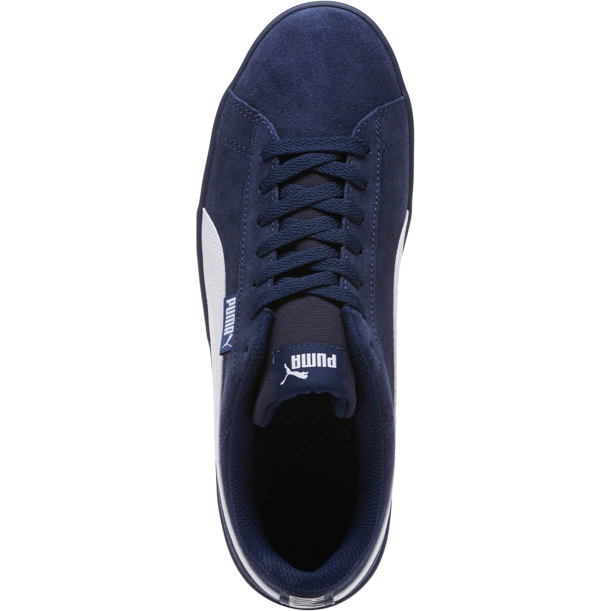PUMA Urban Plus Suede Sneaker in Blue