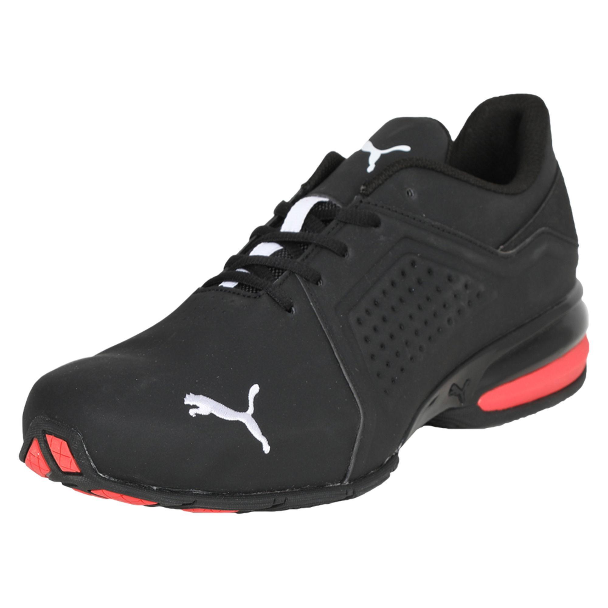c002d4b2c486 Lyst - PUMA Viz Runner Men s Running Shoes in Black for Men