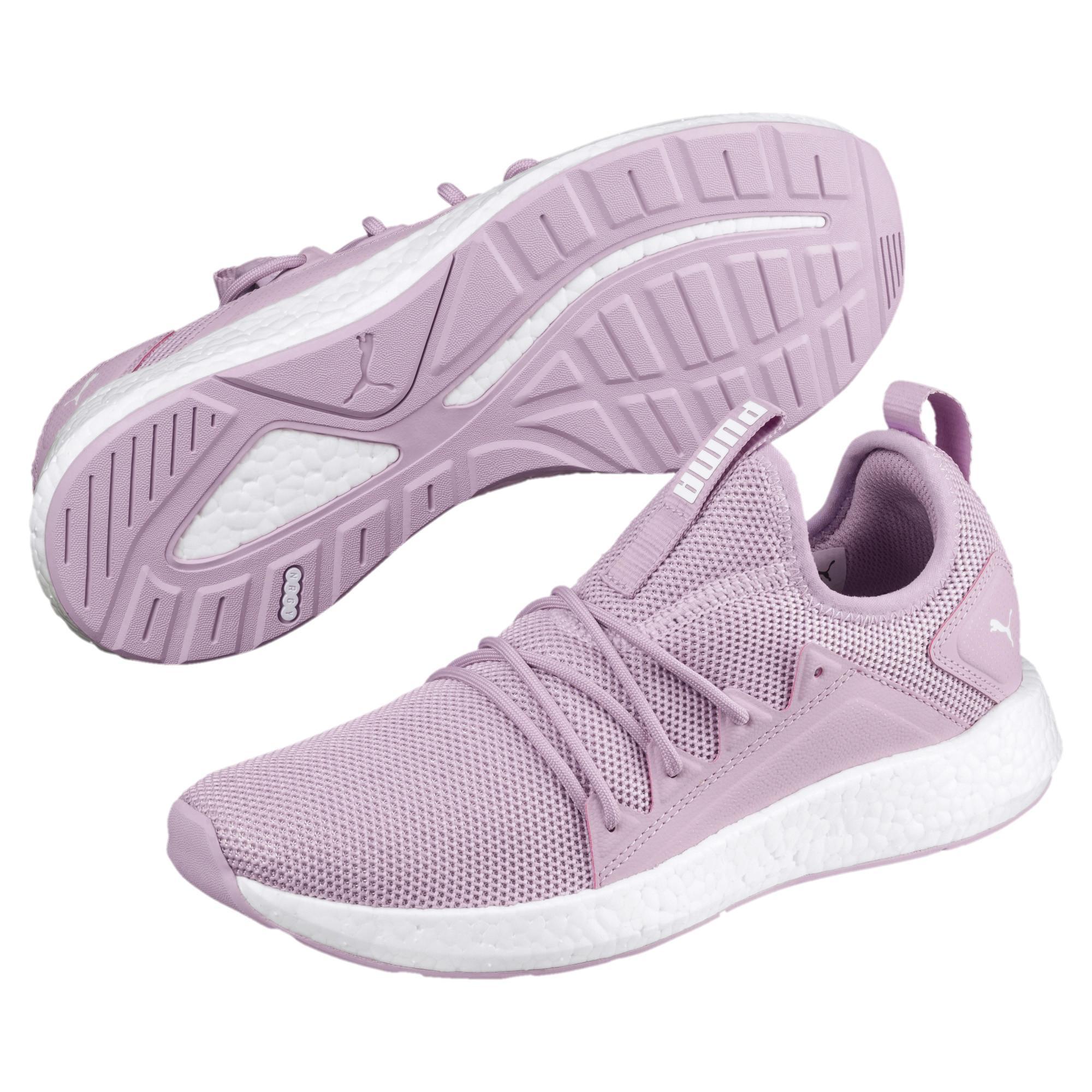 PUMA - Purple Nrgy Neko Women s Sneakers - Lyst. View fullscreen 1d823bc73