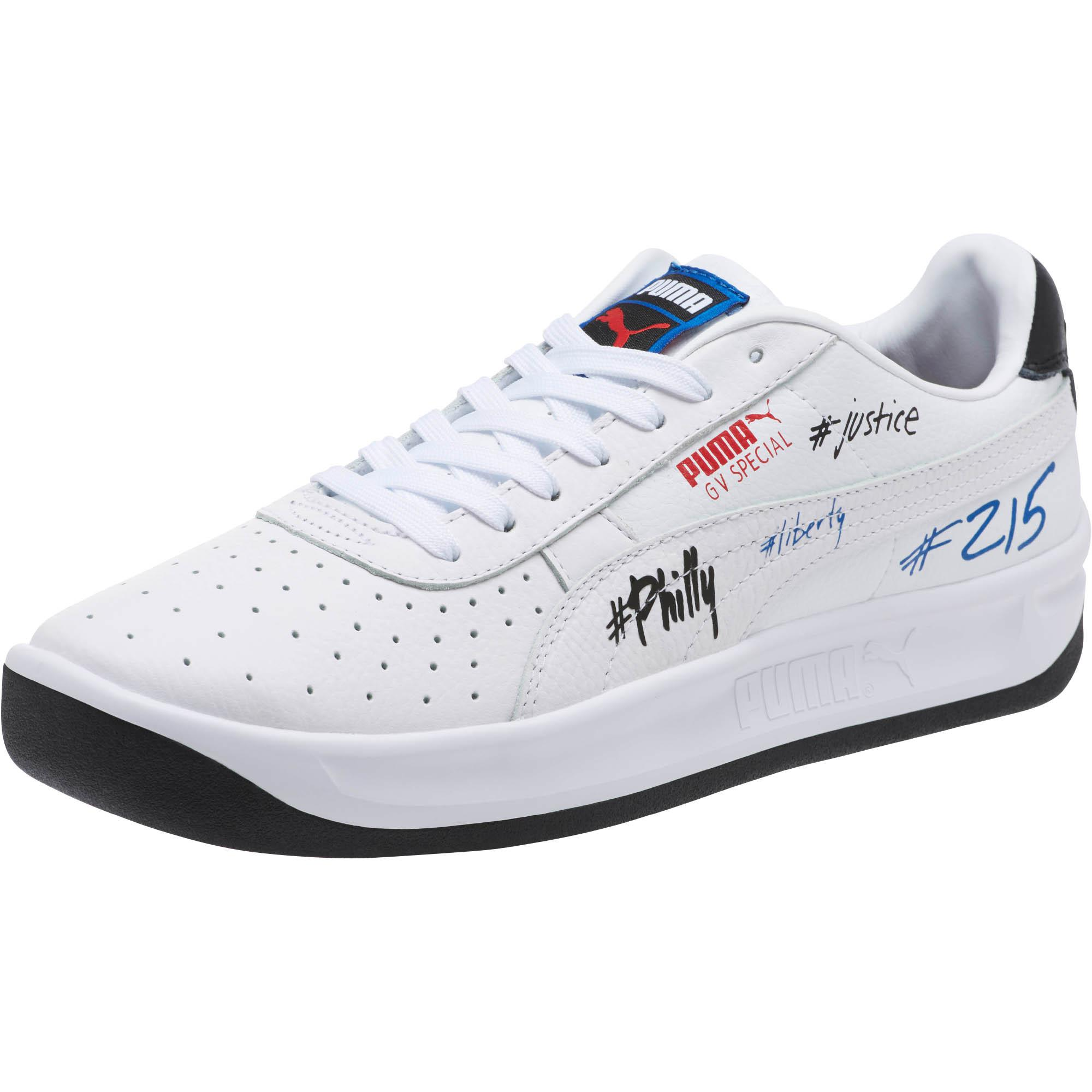 bc854eb76584 Lyst - PUMA Gv Special Philly Sneakers in White for Men - Save 29%