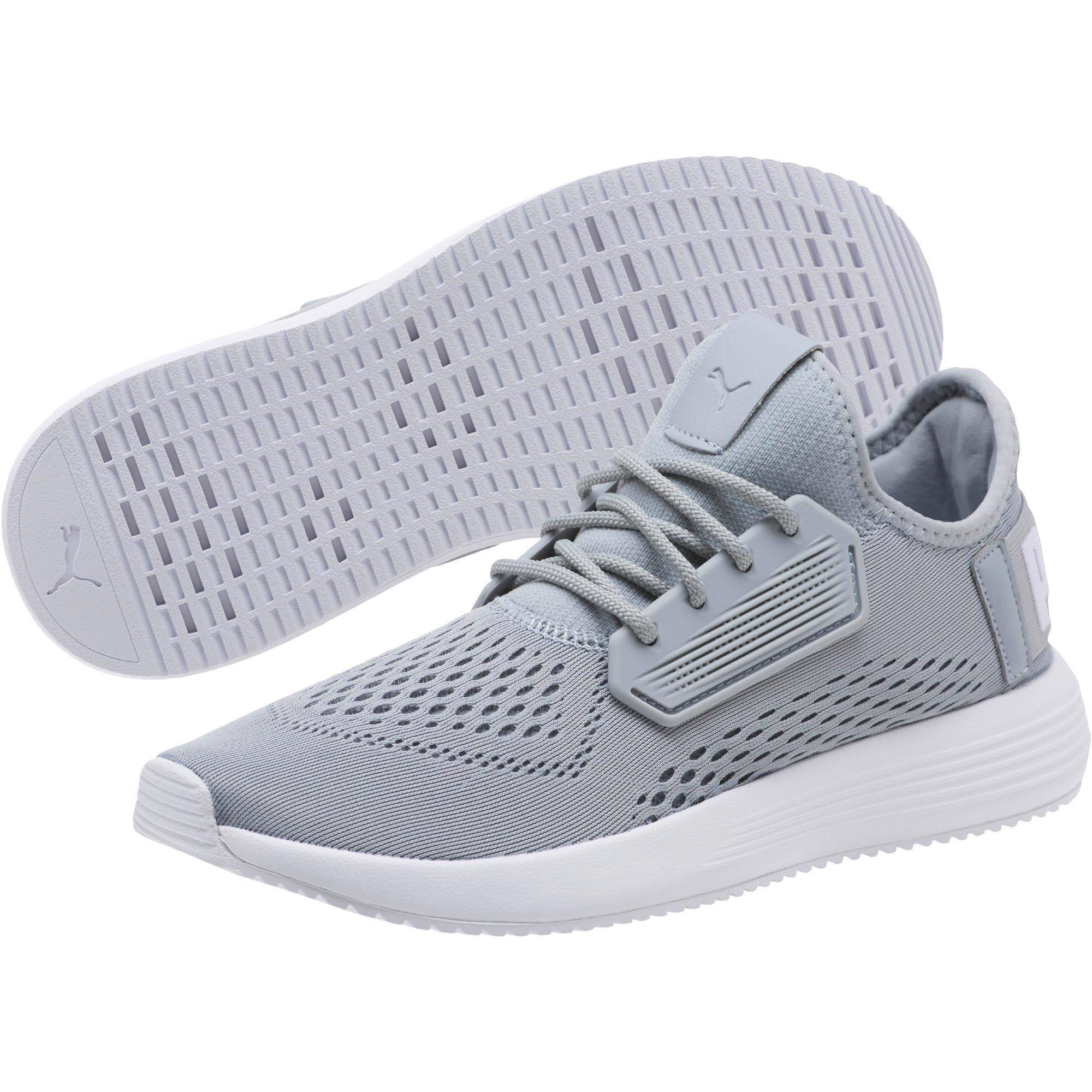bc4d5d53c453ee PUMA - White Uprise Mesh Men s Sneakers for Men - Lyst. View fullscreen