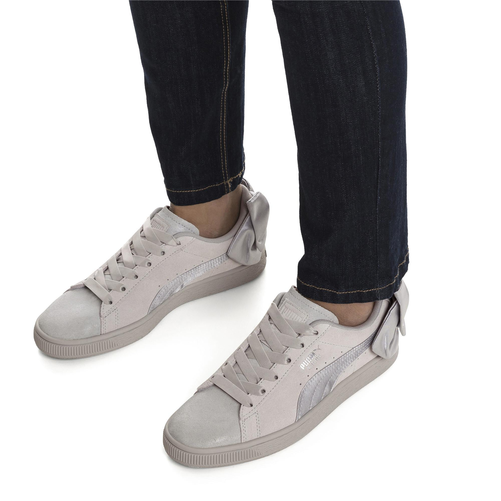 PUMA Suede Bow Galaxy Women's Sneakers