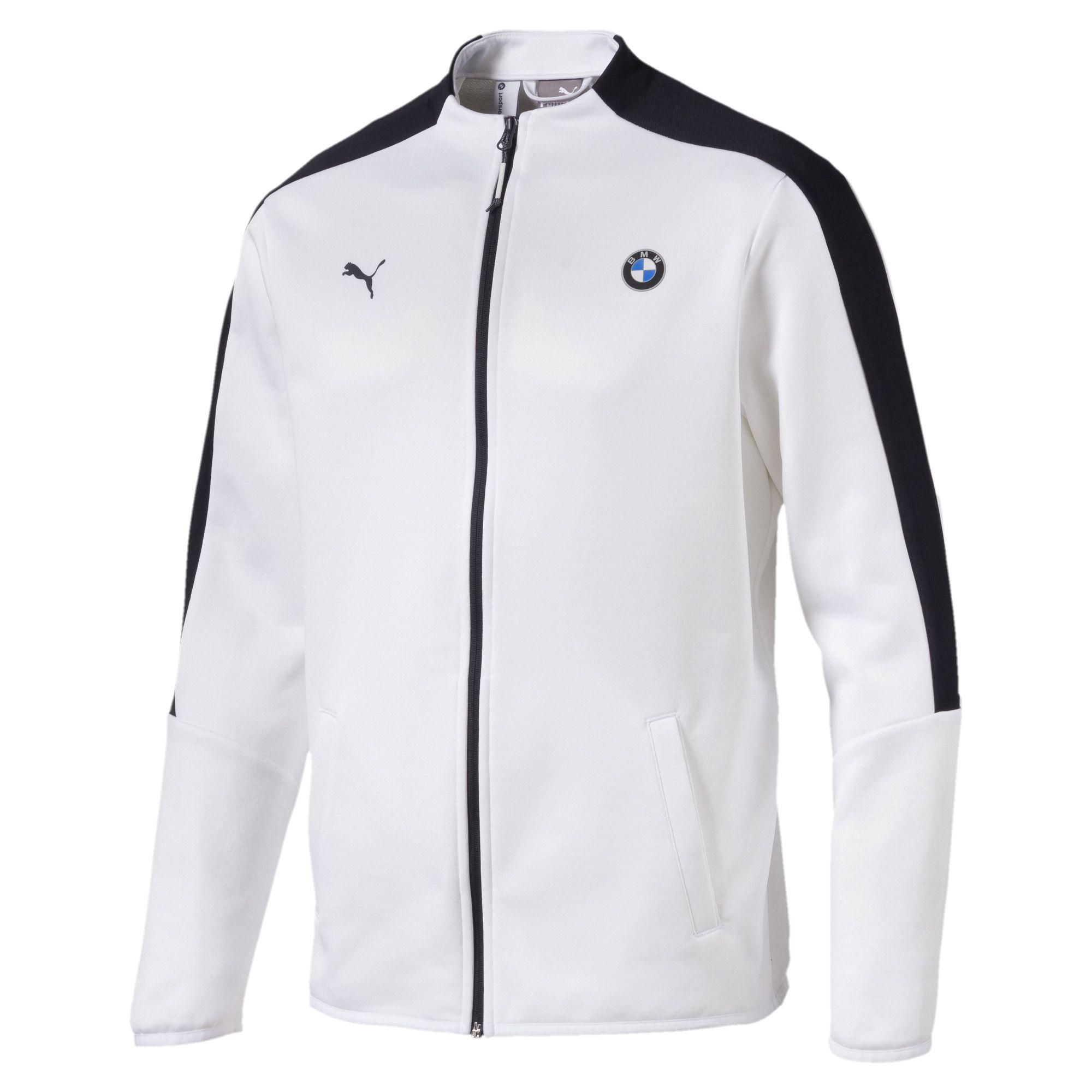 white puma bmw jacket