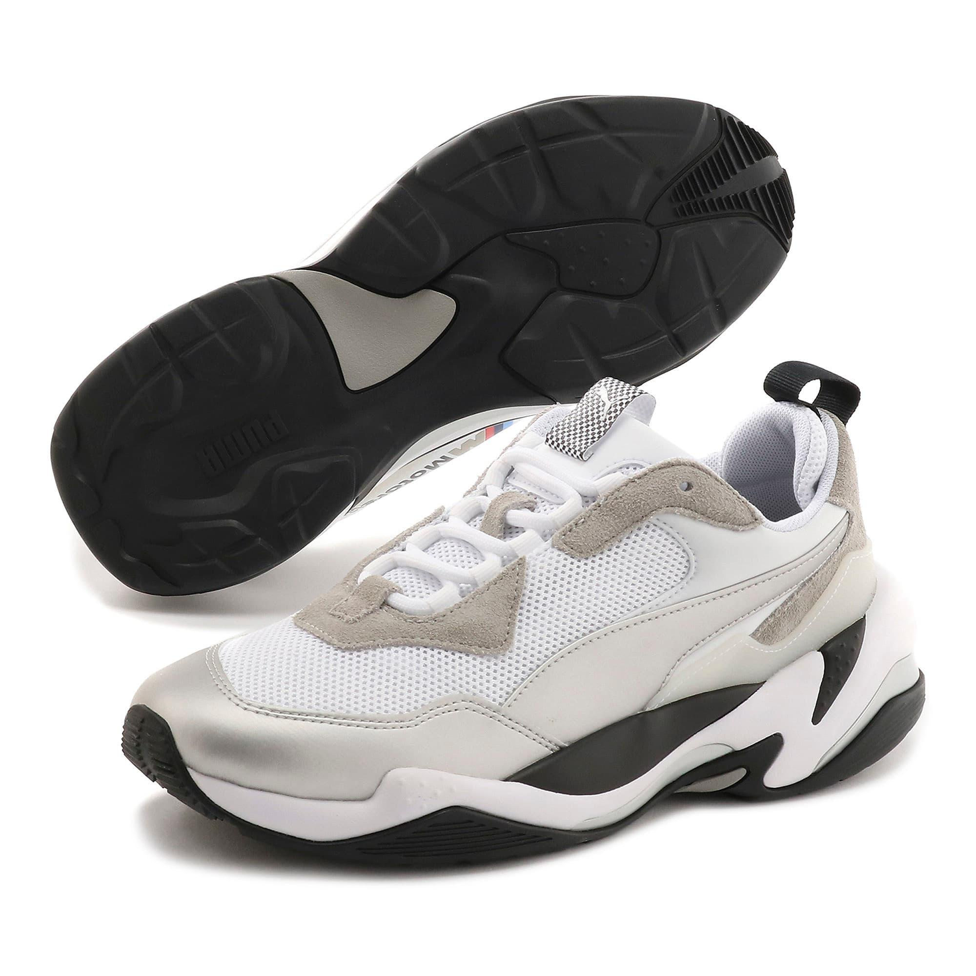 PUMA Lace Bmw Mms Thunder Sneakers in