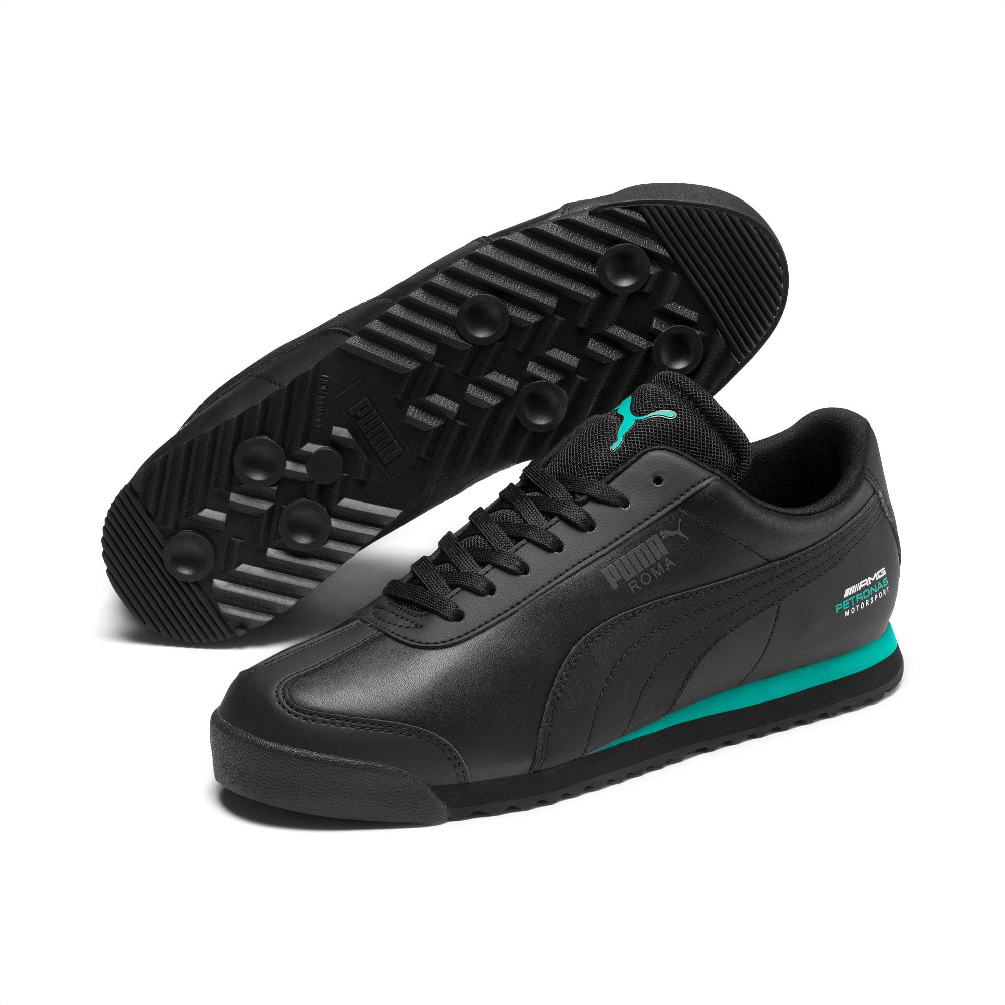 Mercedes Amg Petronas Roma Men's Sneakers