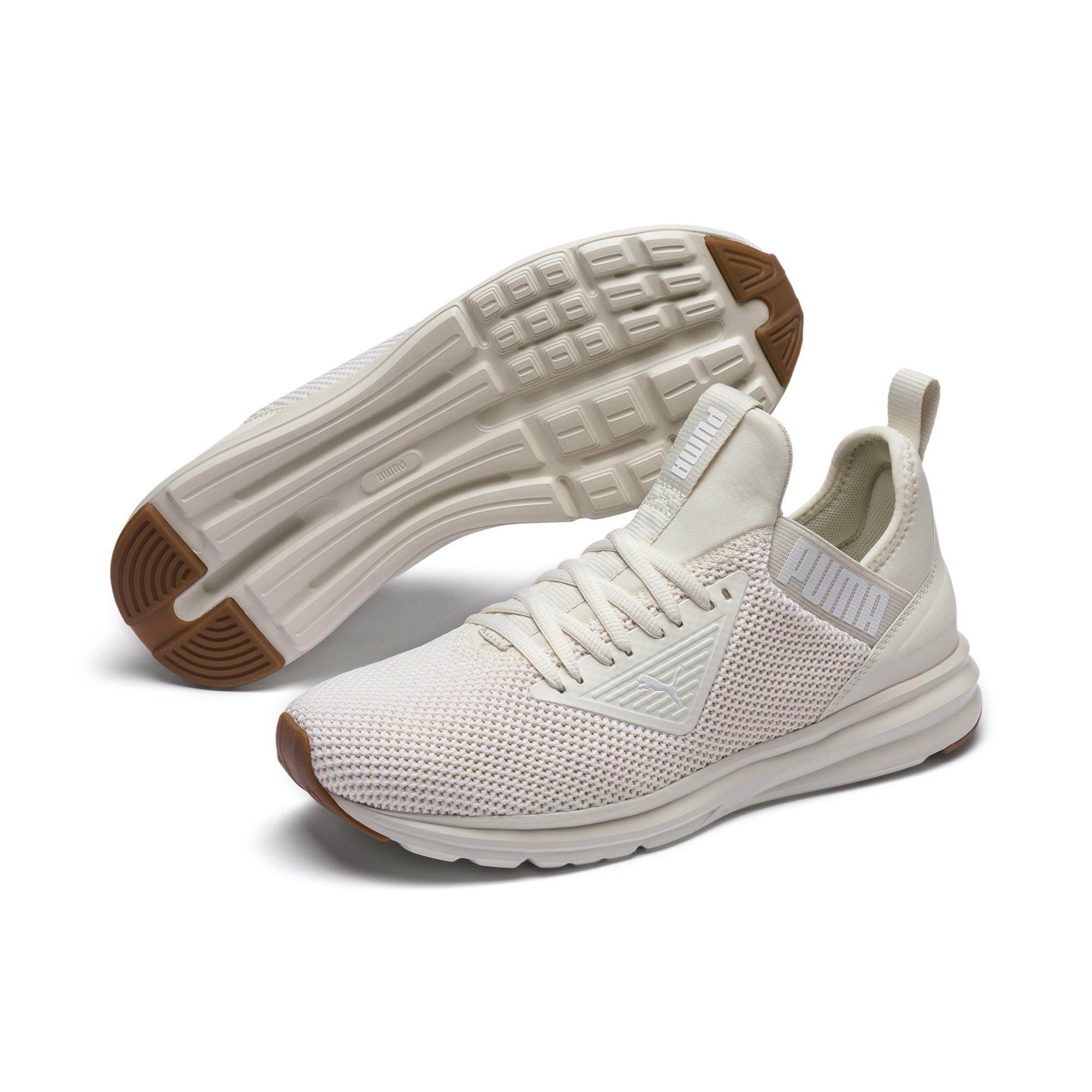 PUMA - White Enzo Beta Woven Men s Training Shoes for Men - Lyst. View  fullscreen a1d2b8e31