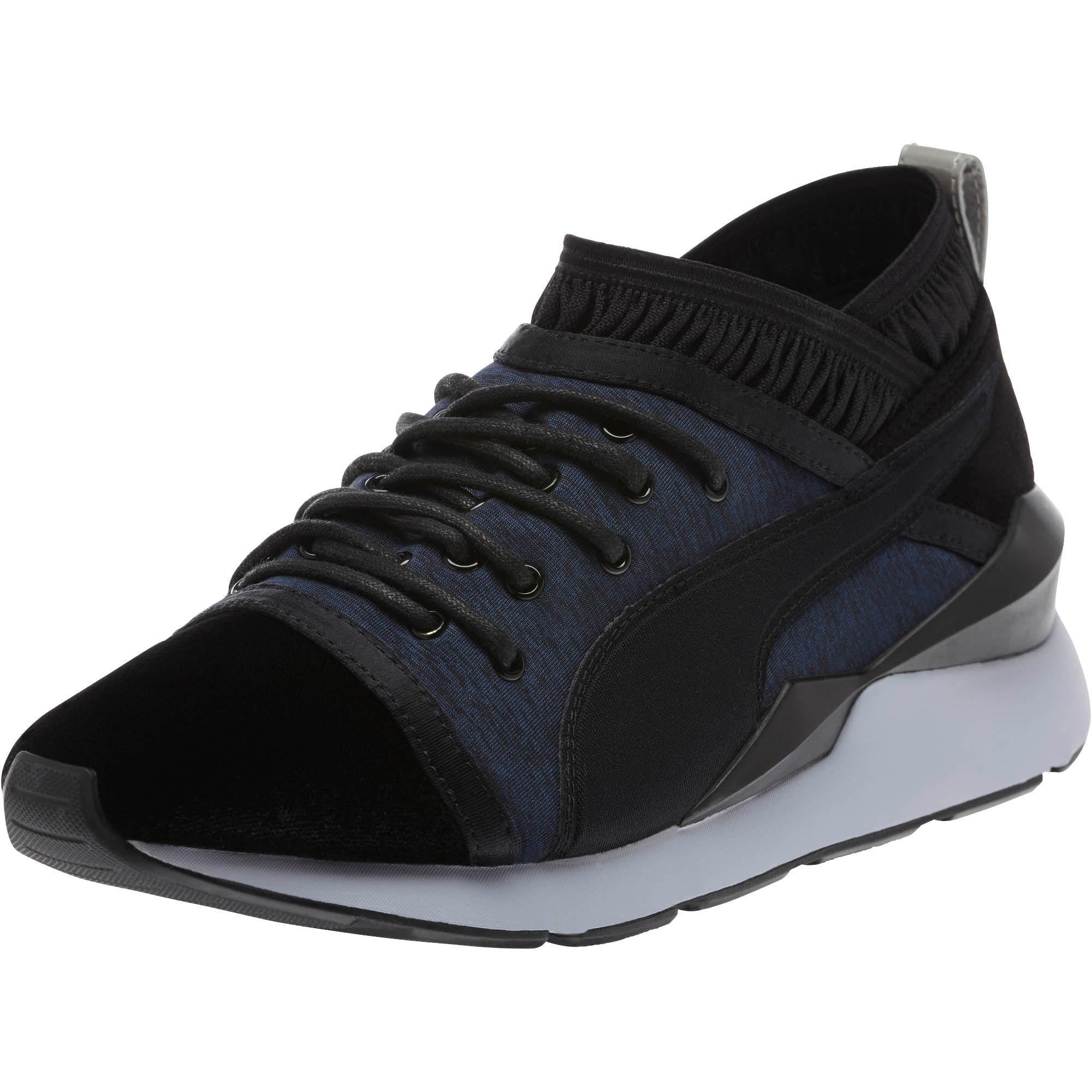 durable service sale Discover PUMA Black Pearl Velvet Rope Women's Sneakers