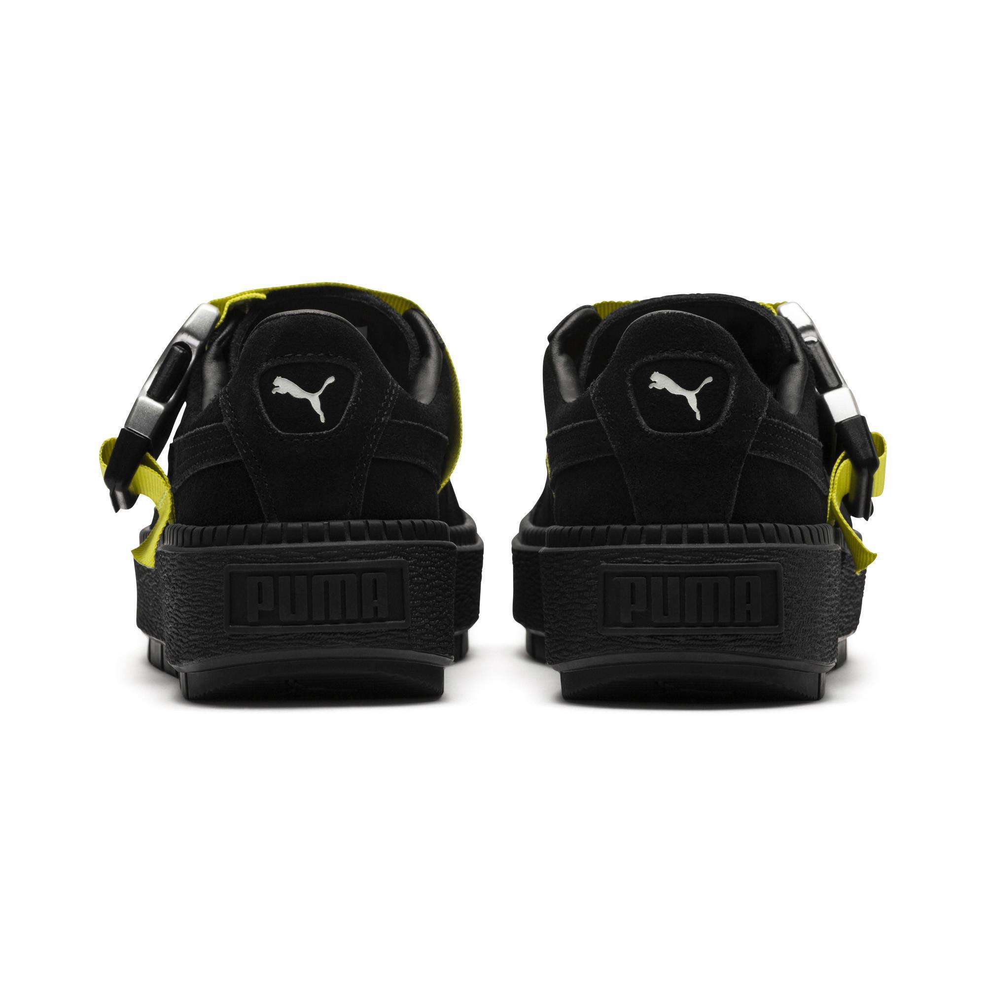 PUMA Platform Trace Buckle Sneakers in