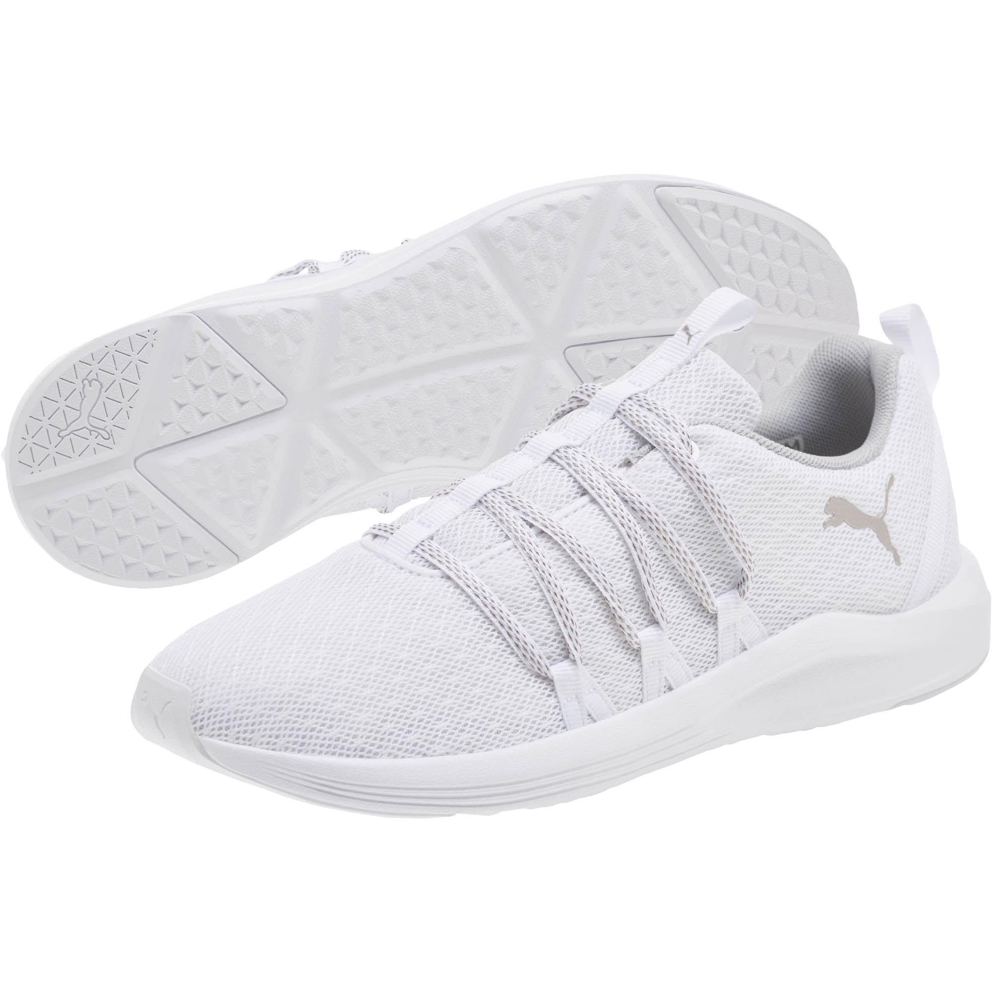 PUMA - White Prowl Alt Knit Mesh Women s Running Shoes - Lyst. View  fullscreen ed199bcae