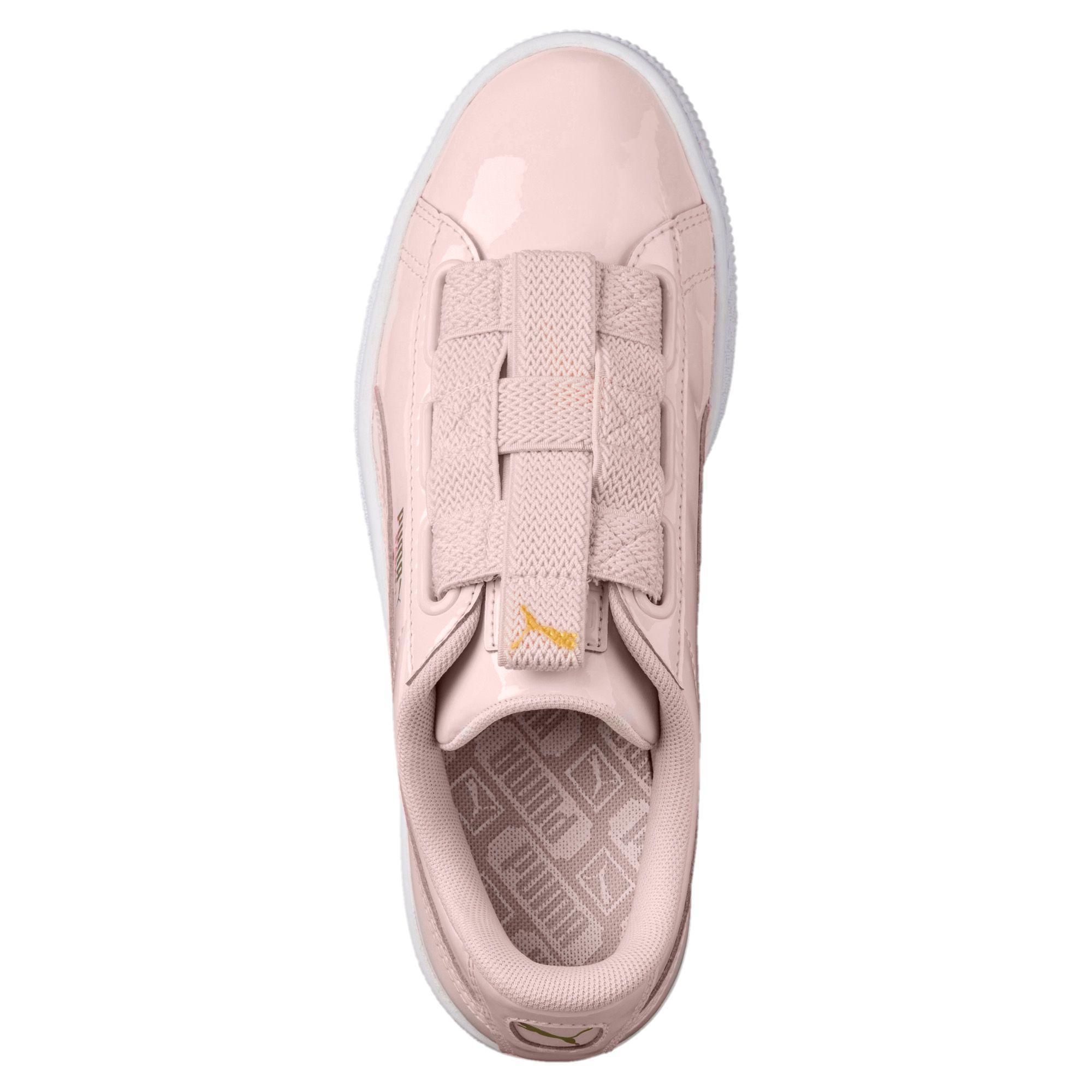 0c564f7a6b PUMA Pink Basket Maze Women's Sneakers