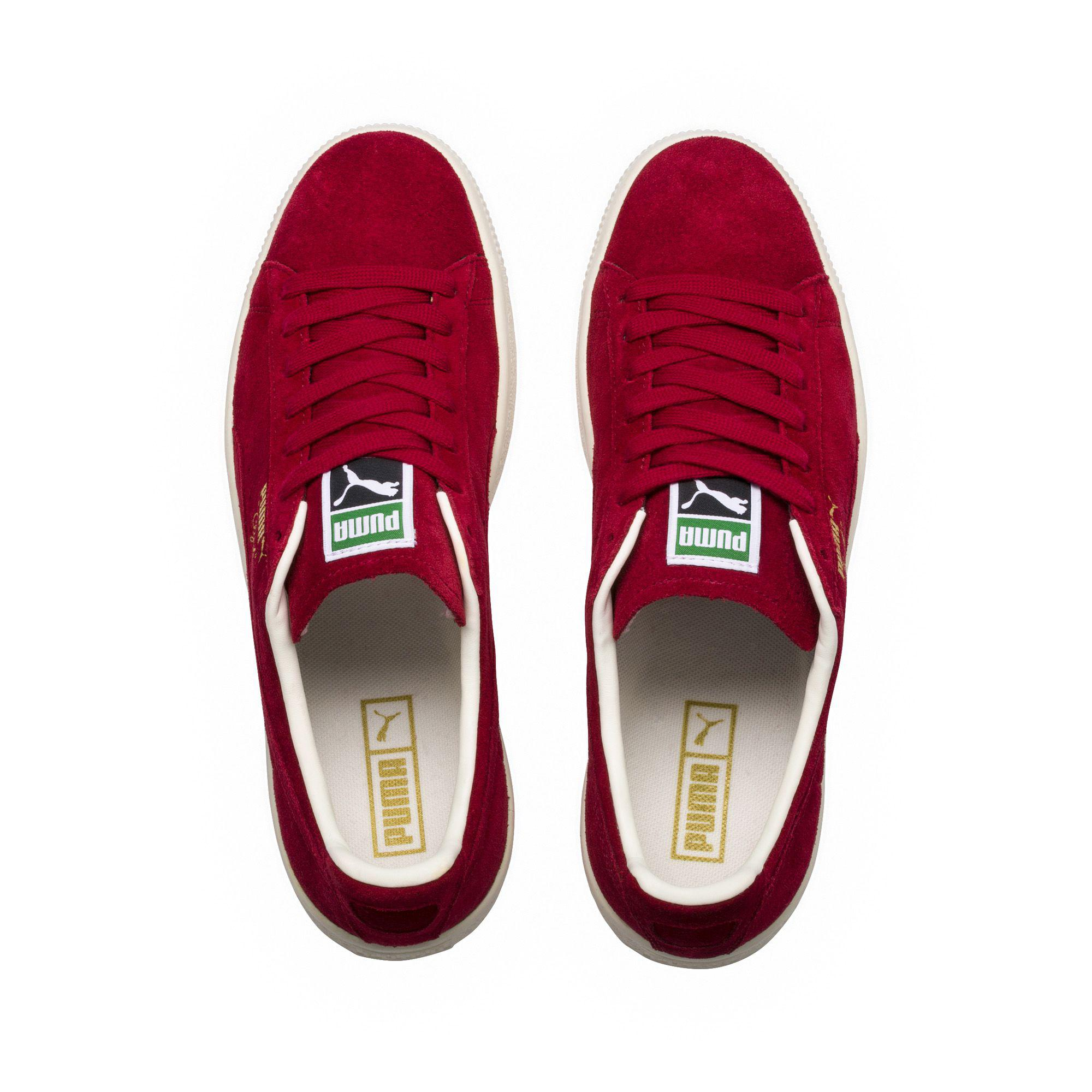 3f0d2213d63 Lyst - PUMA Clyde From The Archive Sneakers in Red for Men