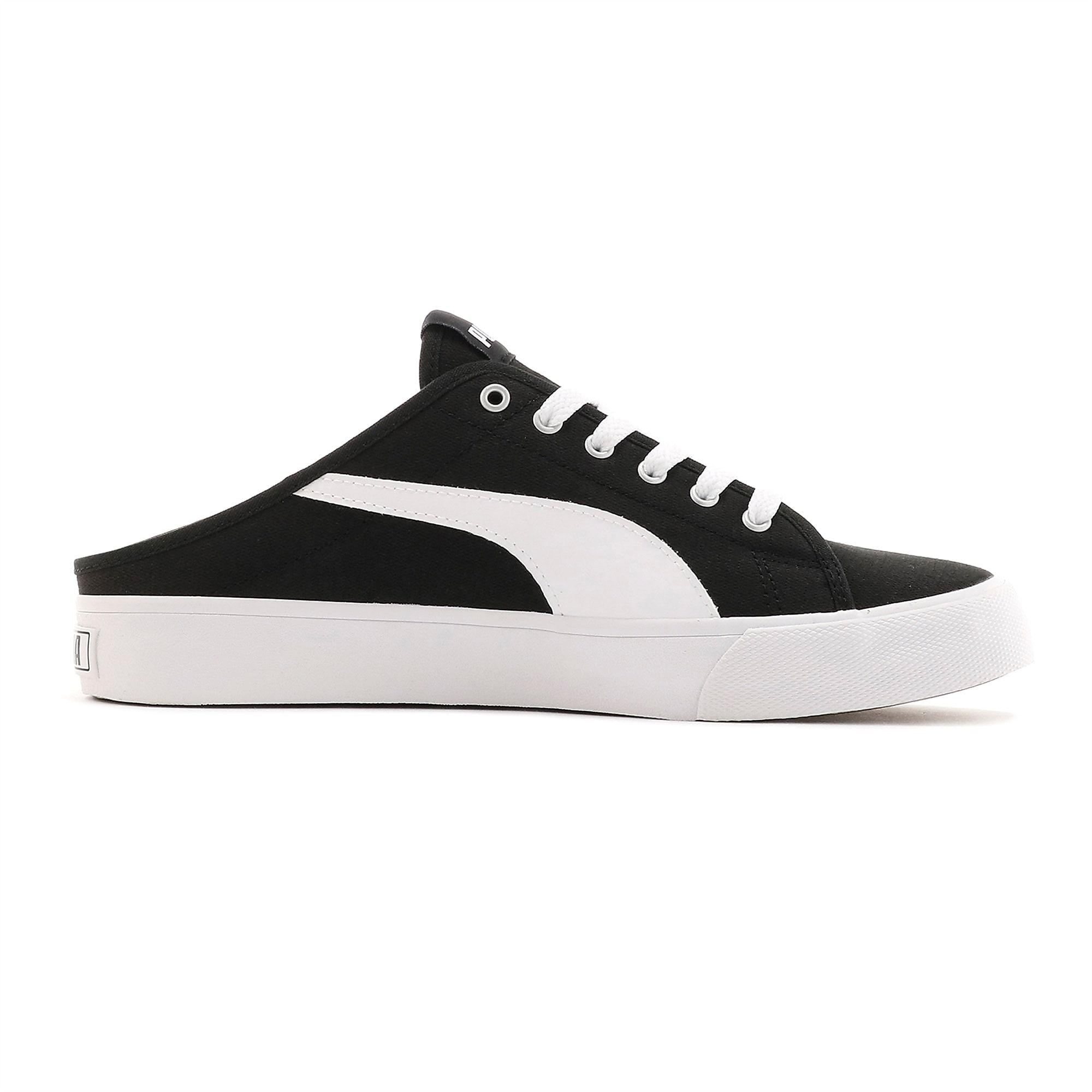 PUMA Canvas Bari Mule Shoes in Black for Men - Lyst