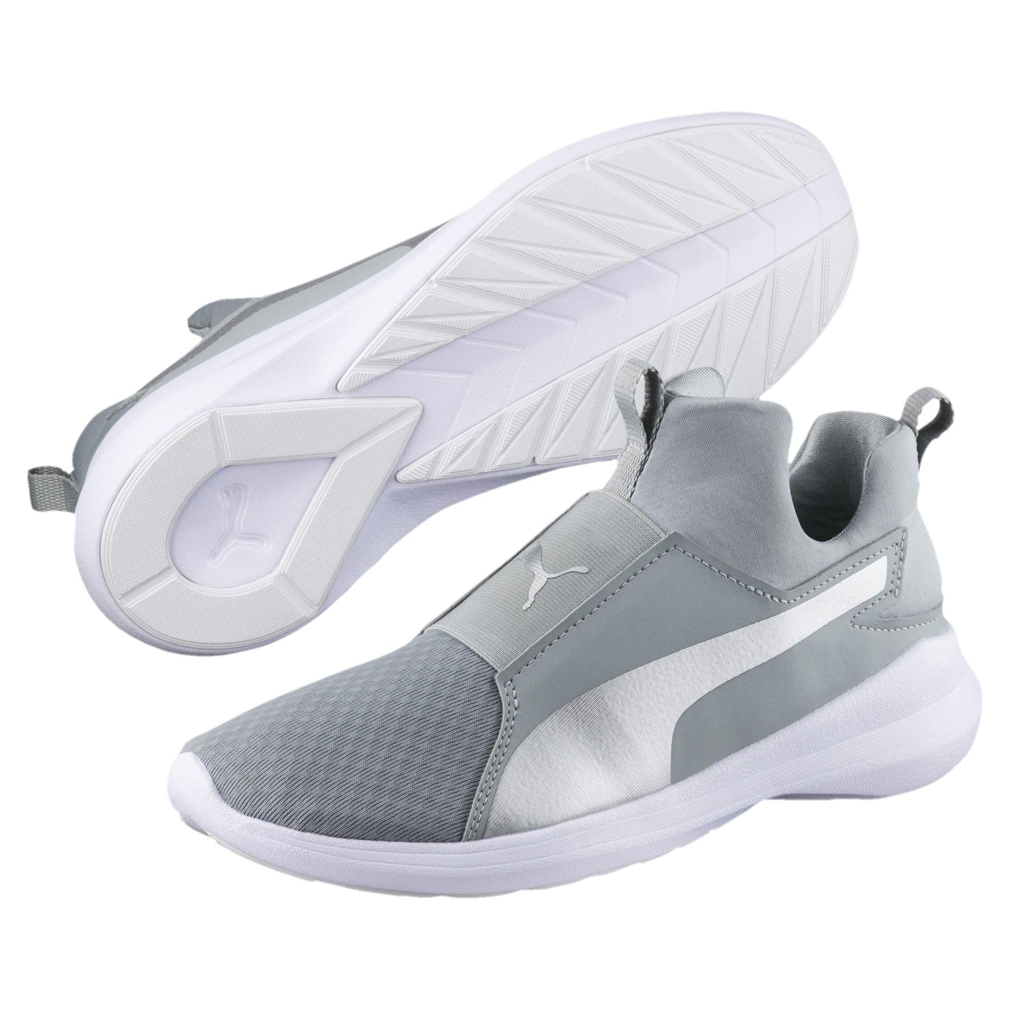 2be0c891abf6 Lyst - PUMA Rebel Mid Women s Training Shoes