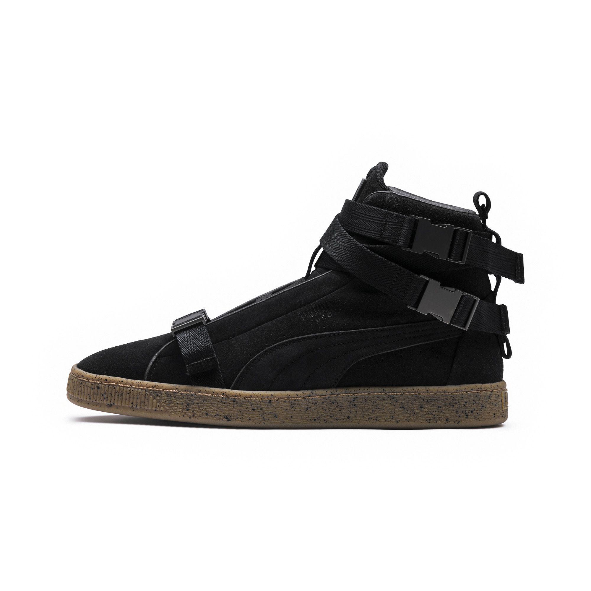 PUMA X Xo Suede Classic Sneakers in
