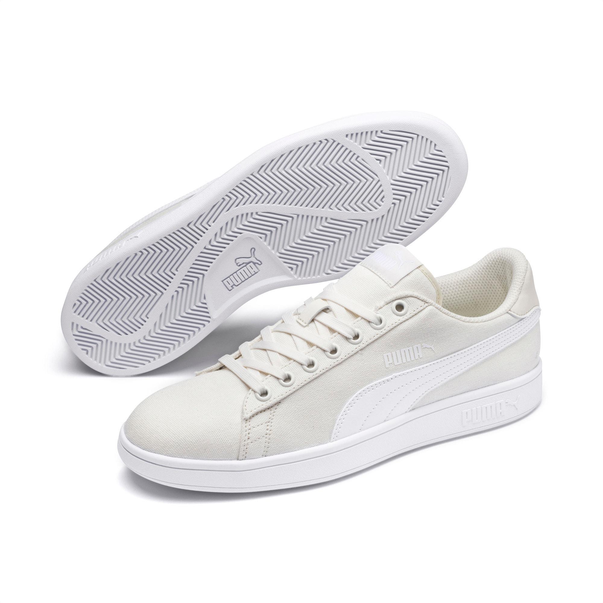 PUMA Smash V2 Canvas Men's Sneakers in