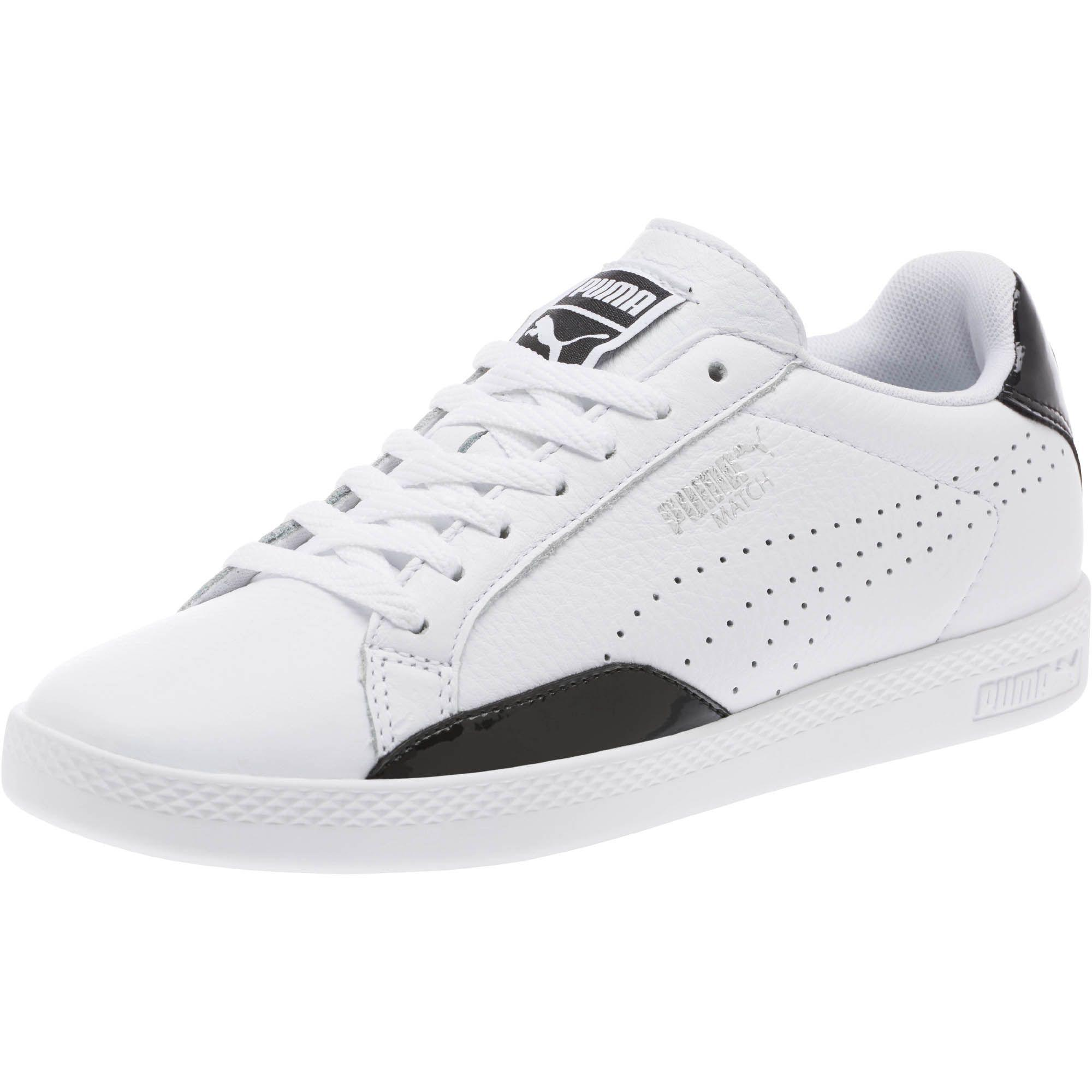 7e1dbbaab34 Lyst - PUMA Match Women s Sneakers in White