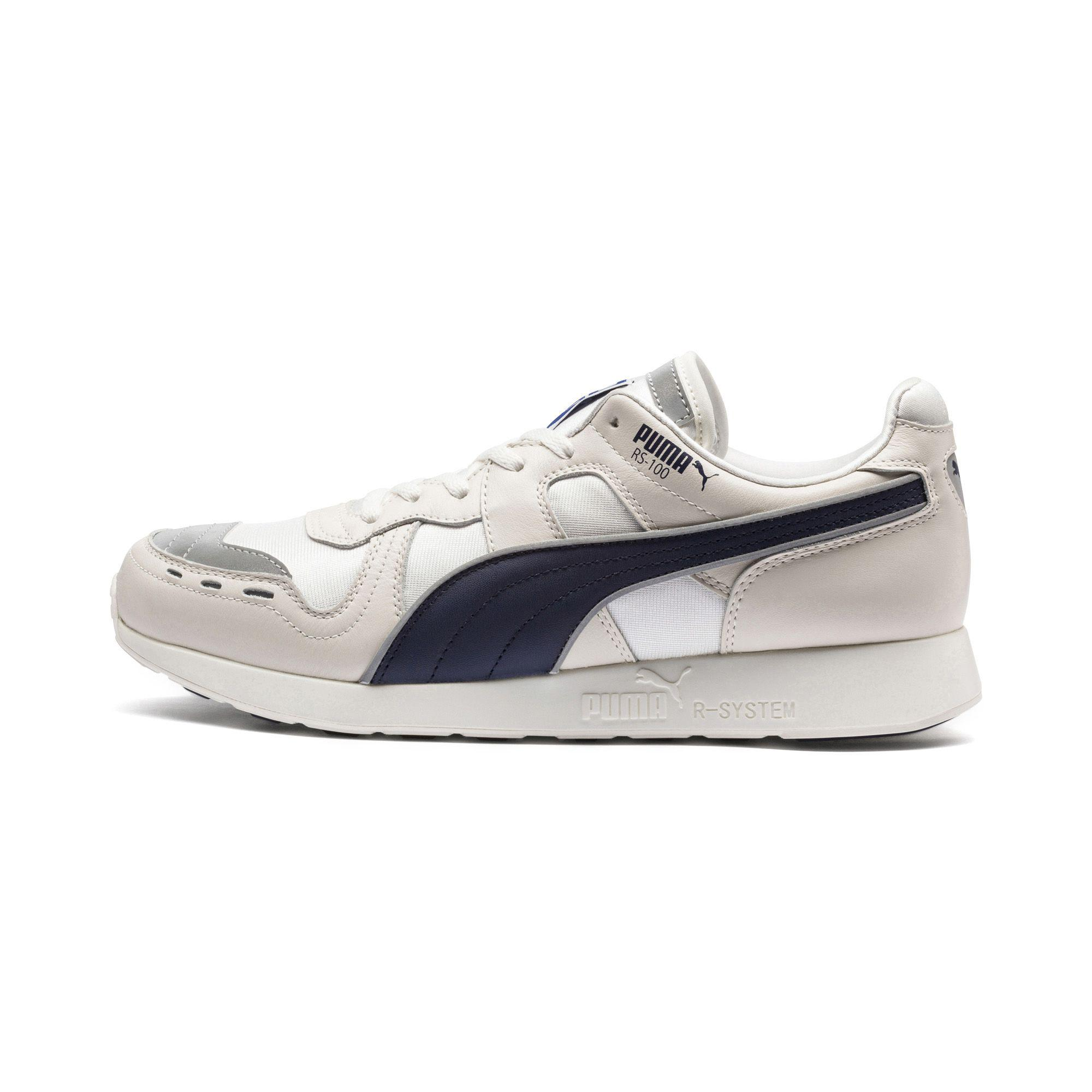 PUMA Leather Rs-100 Pc Sneakers for Men - Lyst