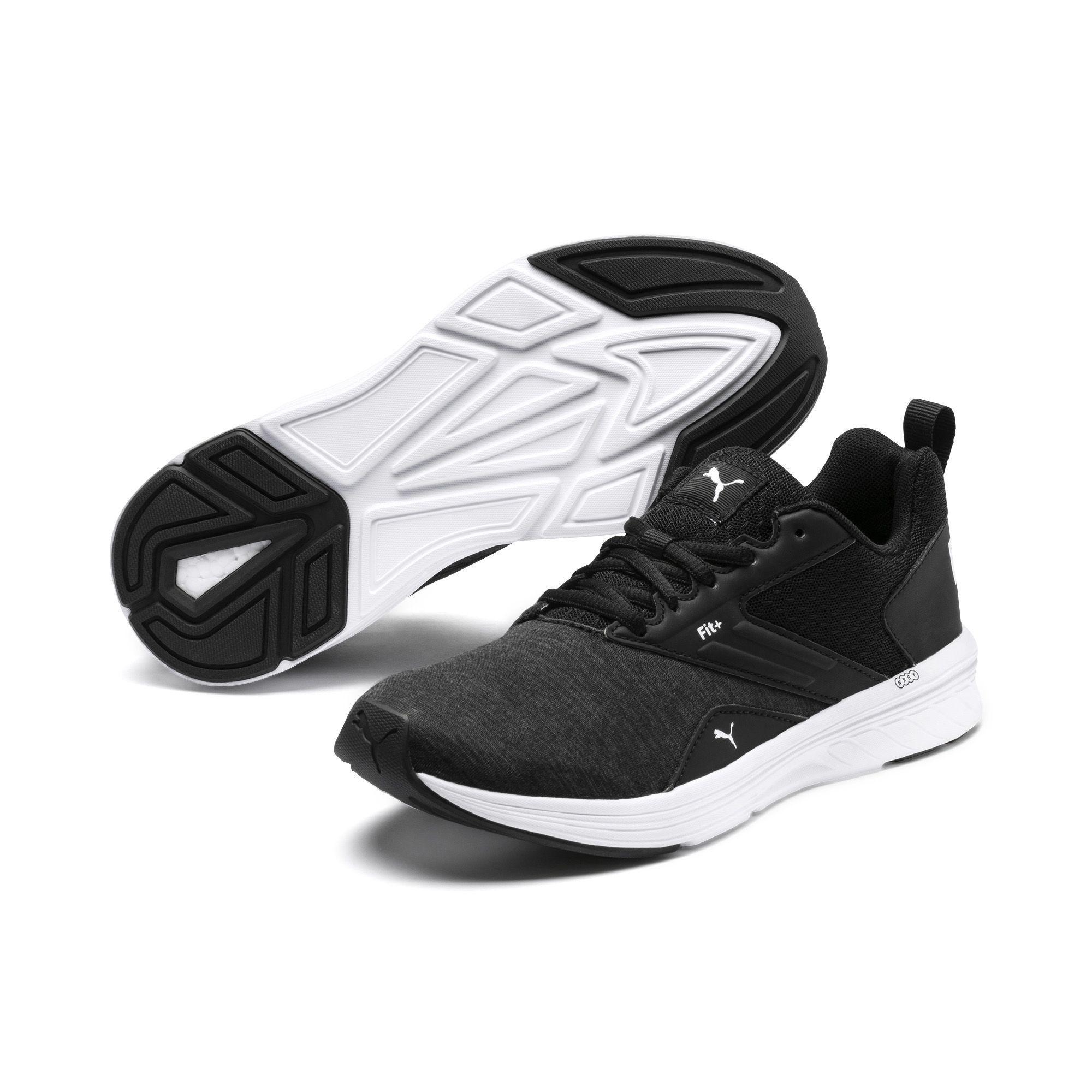 PUMA - Black Nrgy Comet Running Shoes for Men - Lyst. View fullscreen 2c44331bd