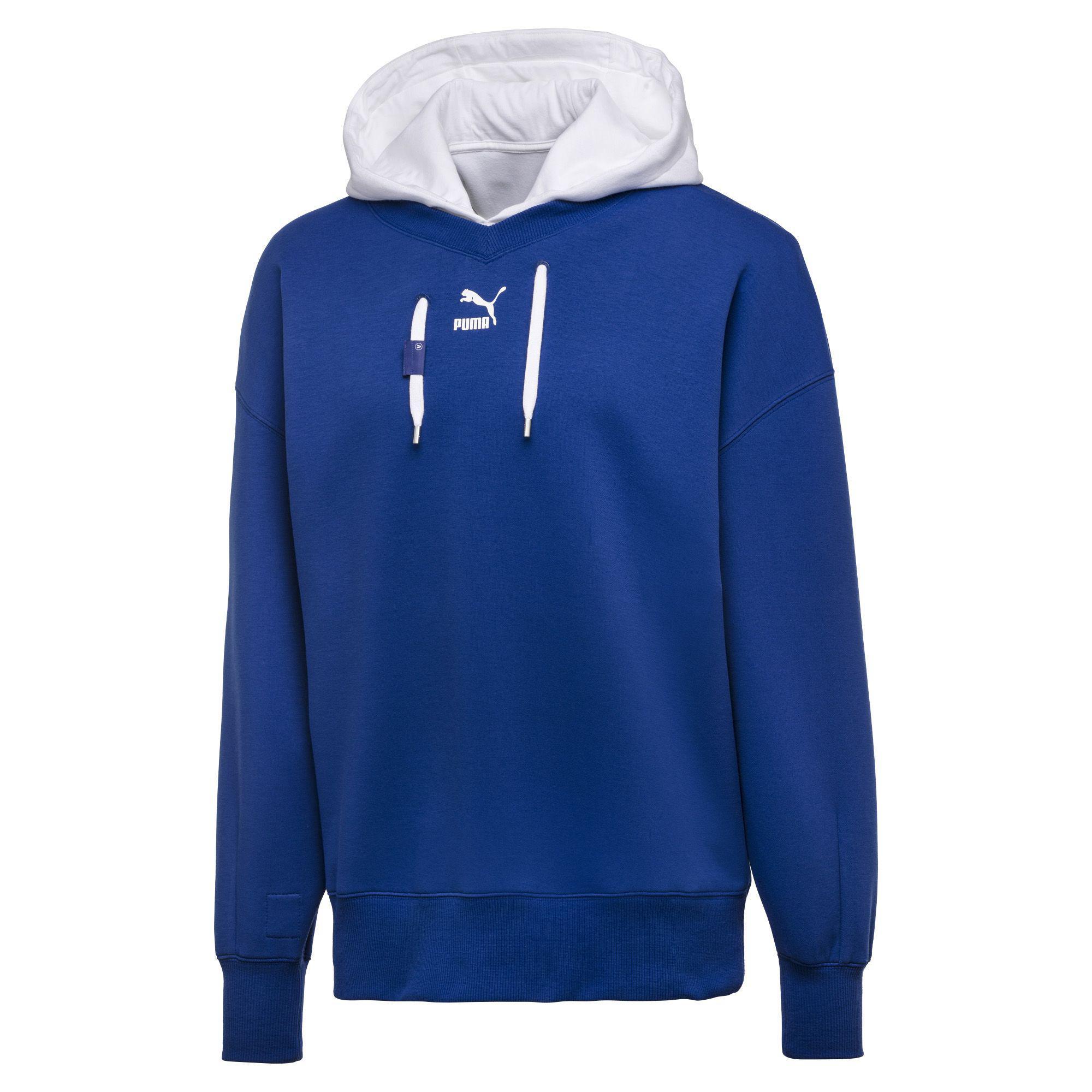 42e547de59 PUMA Blue X Ader Error Unisex Hoodie for men