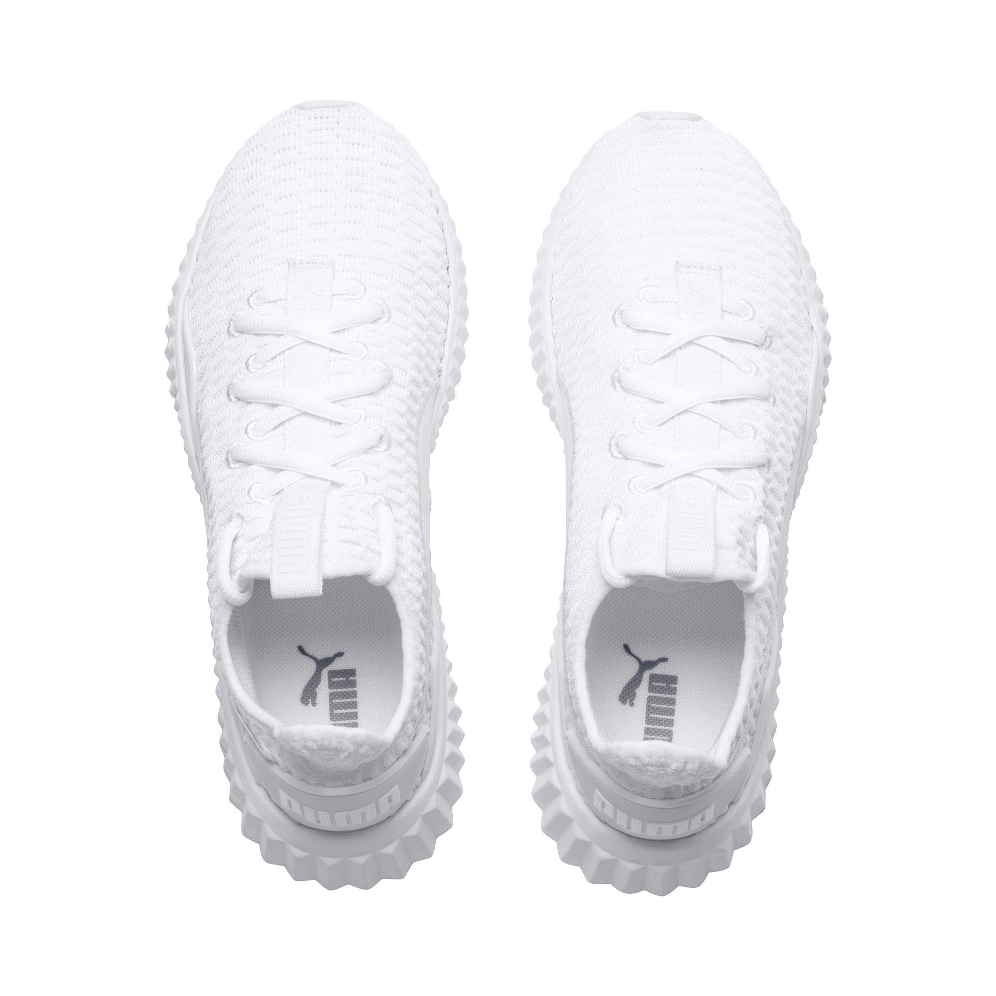 f2f7584d76a Lyst - PUMA Defy Women s Sneakers in White