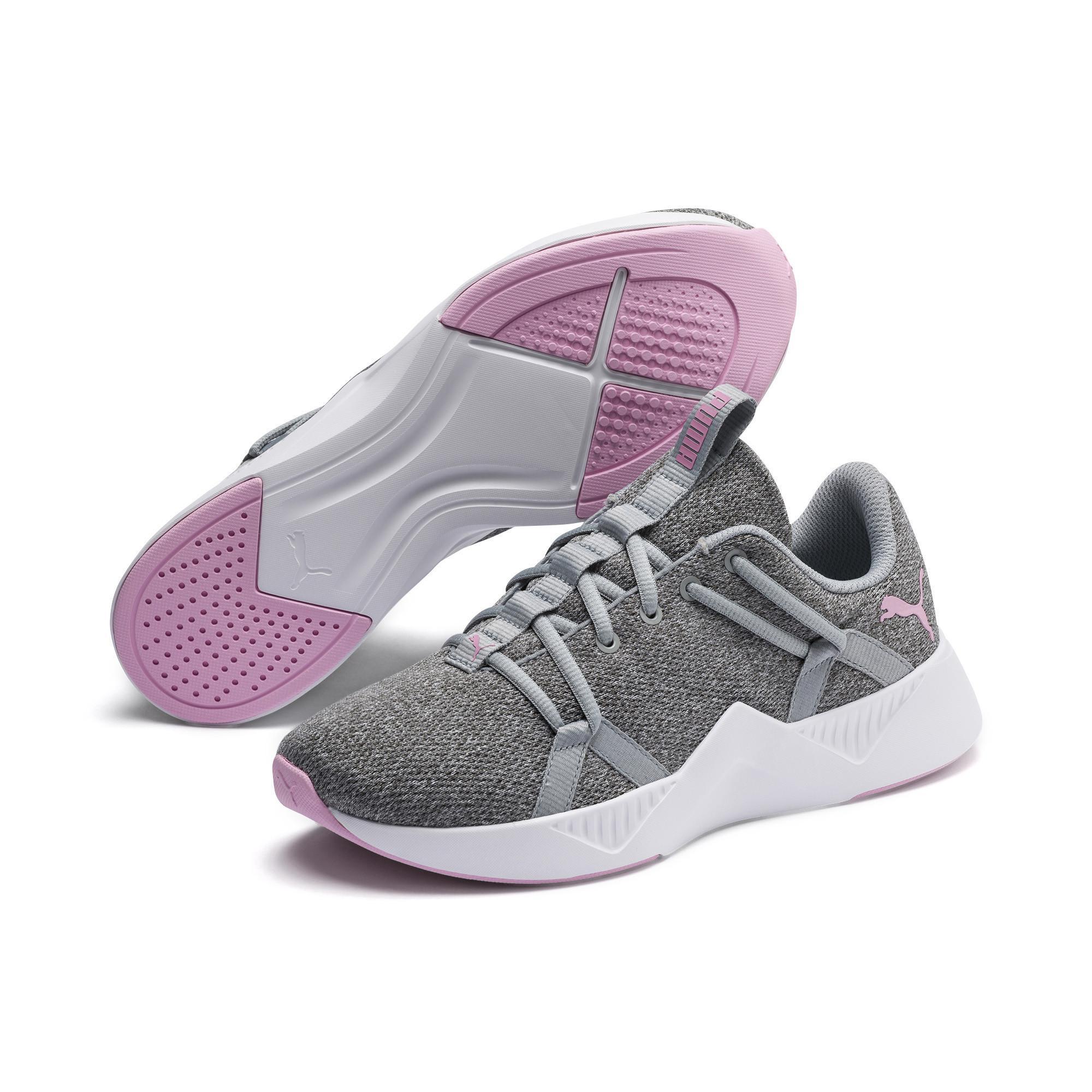 e70ed53d2e PUMA Pink Incite Knit Women's Training Sneakers for men