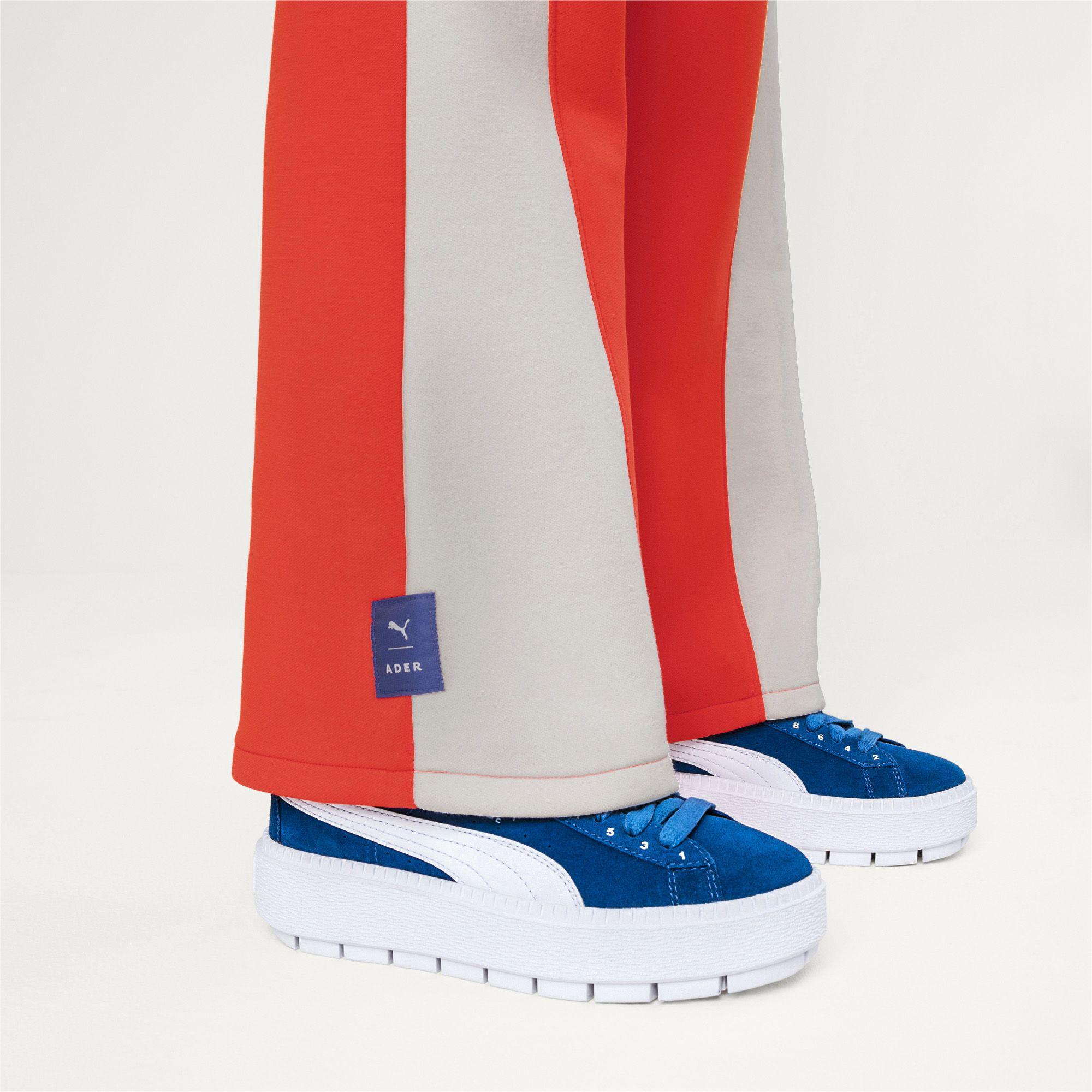 Lyst - PUMA X Ader Error Platform Trace Women s Sneakers in Blue 732946c21