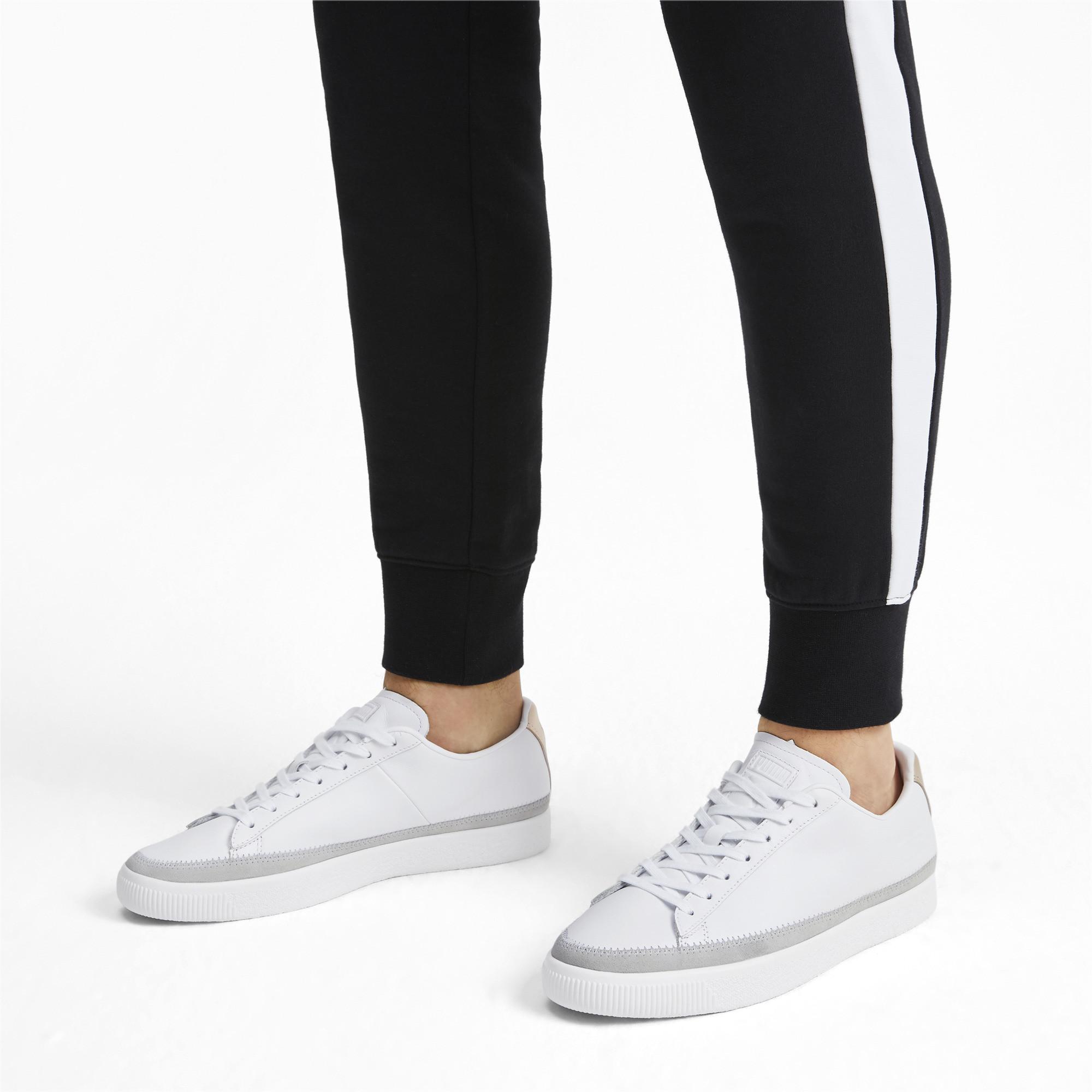 Basket Trim Sneaker Block