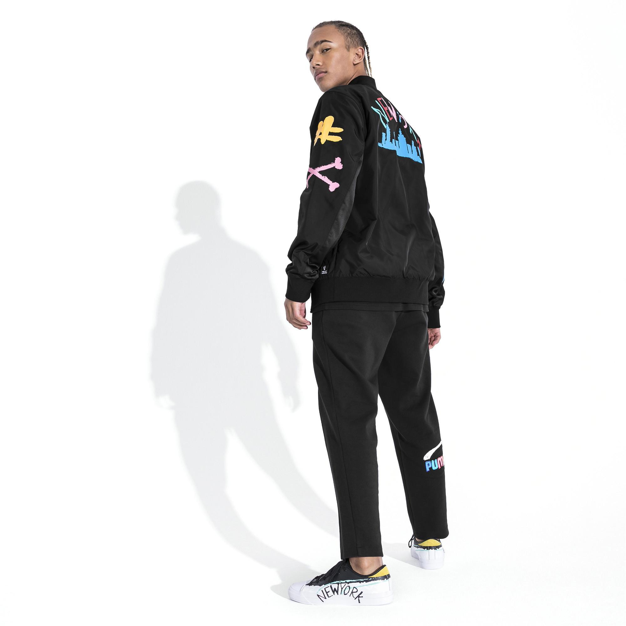 573cbcf2bf PUMA Black X Bradley Theodore Men's Track Pants for men
