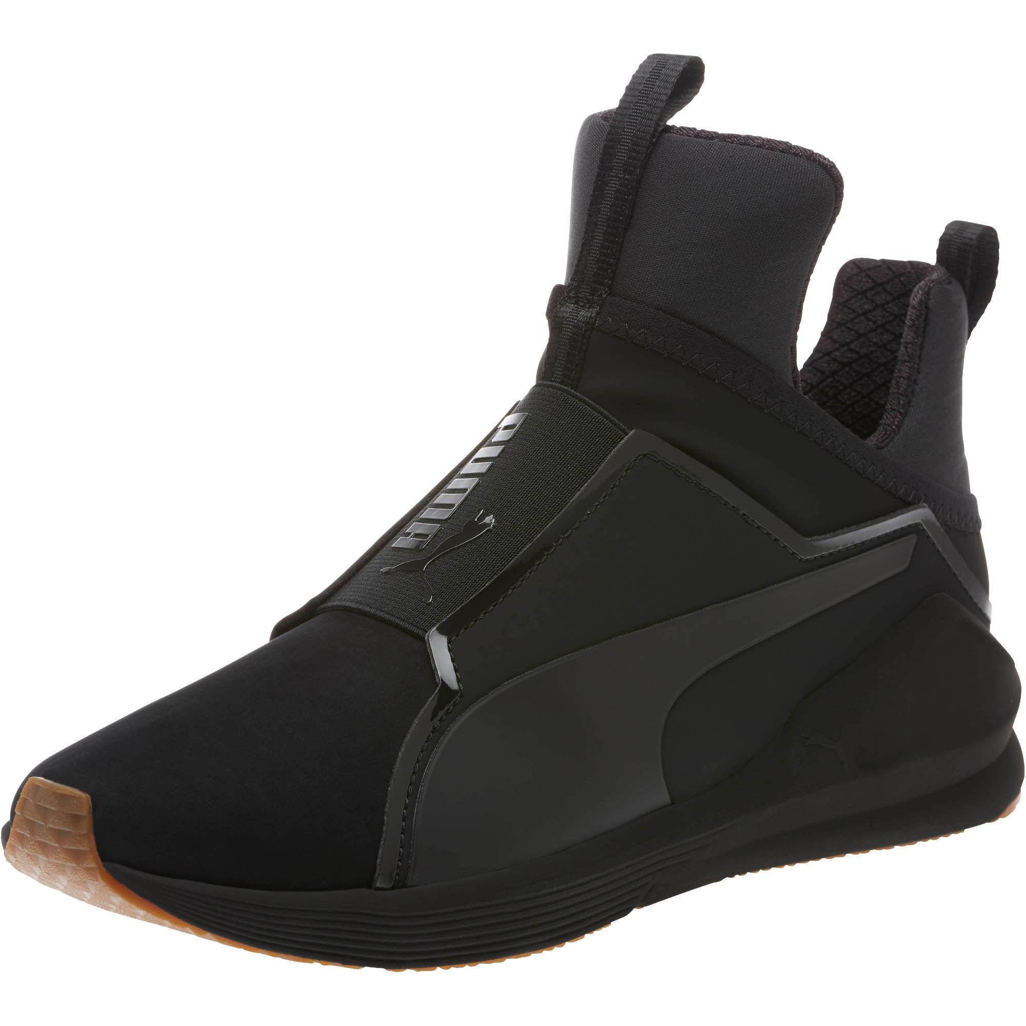 Lyst - PUMA Fierce Nbk Naturals Sneaker in Black - Save 45% cbf26cbf0