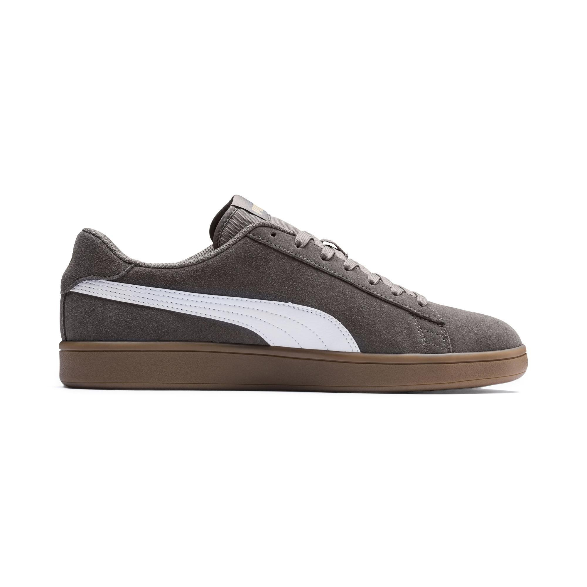 PUMA Suede Smash V2 Sneakers in 27 (Brown) for Men - Lyst