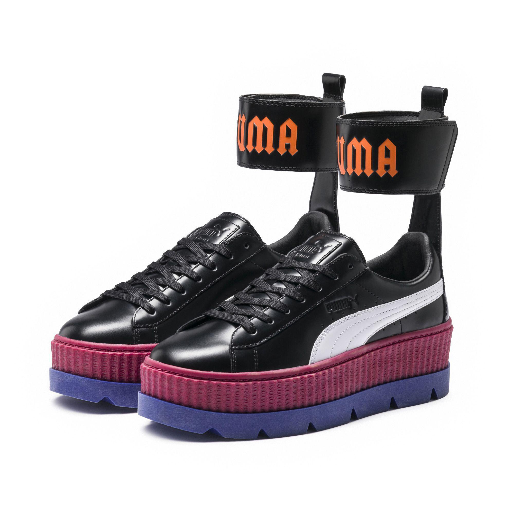 Fenty Women's Ankle Strap Sneaker